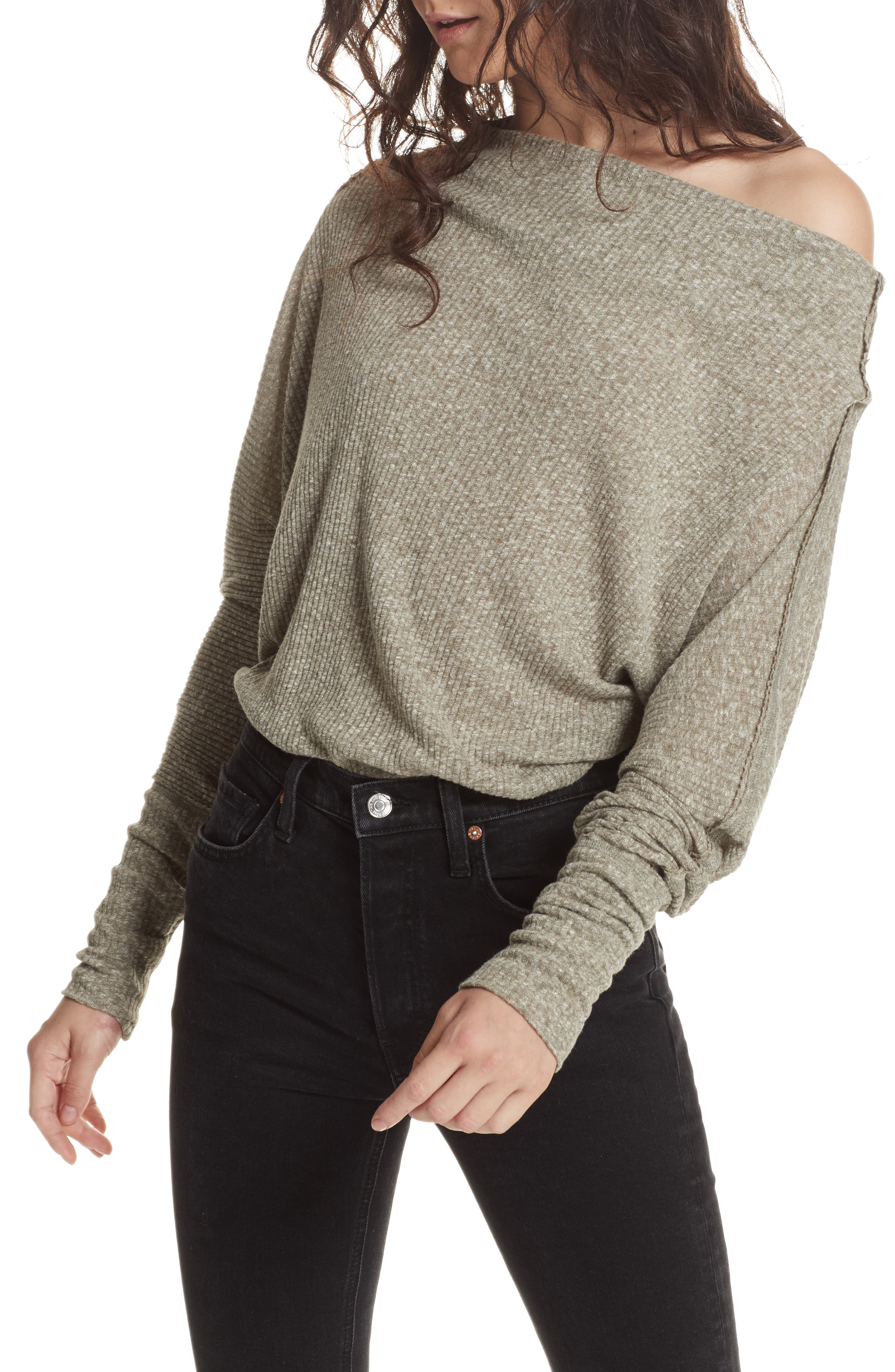 Londontown Thermal Top,                         Main,                         color, ARMY