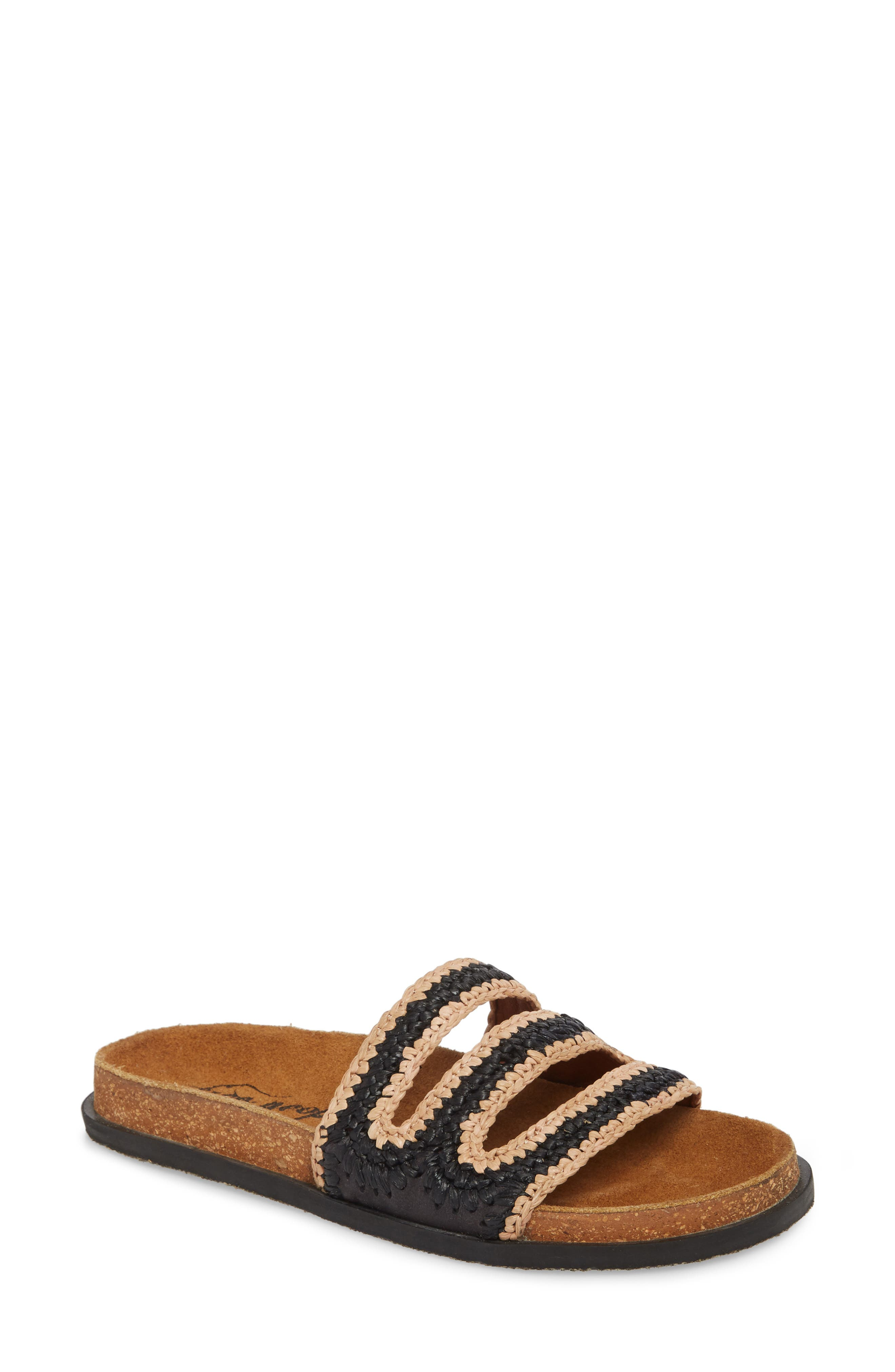 Crete Slide Sandal,                             Main thumbnail 1, color,