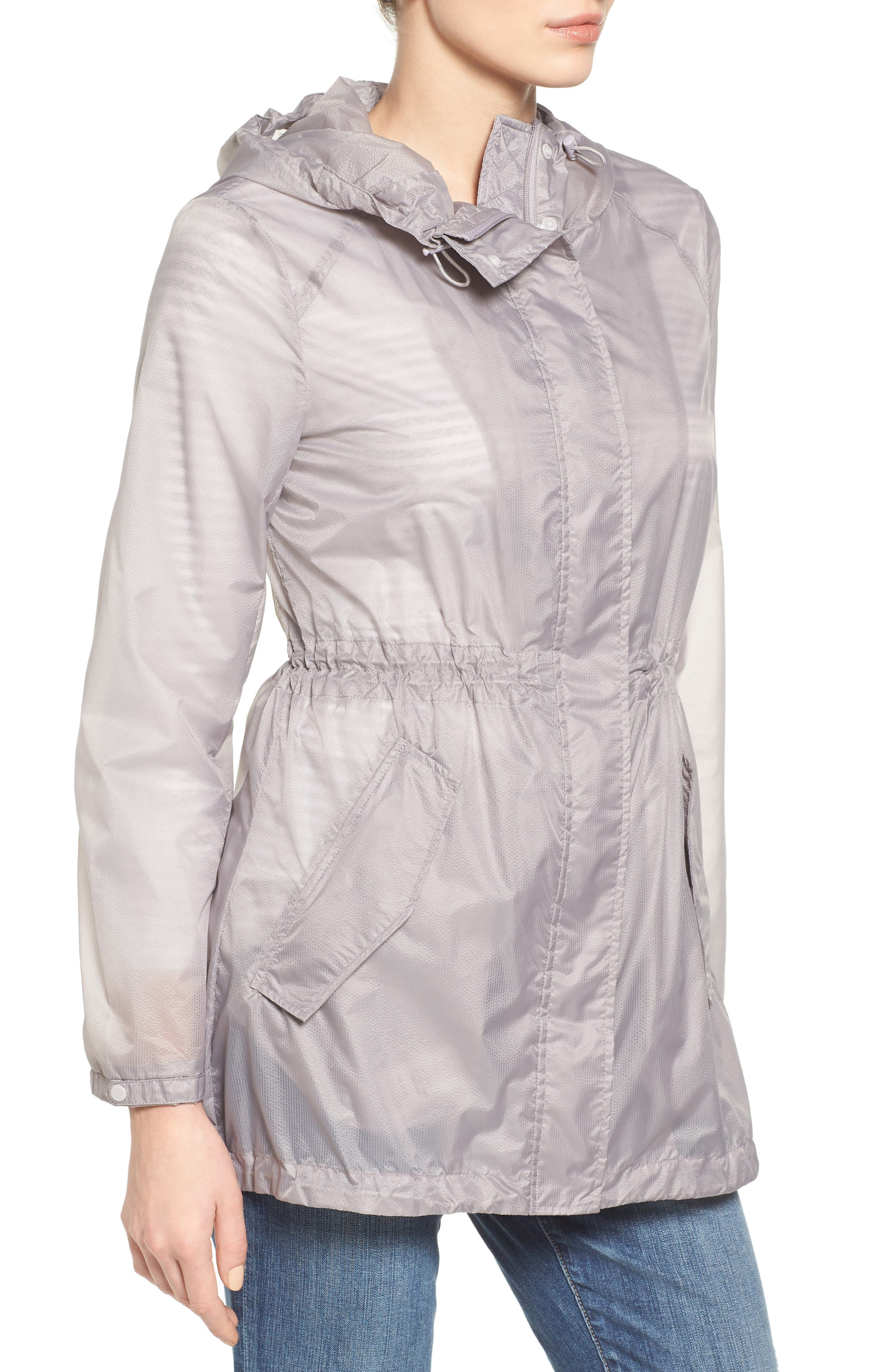 Teri Translucent Rain Jacket,                             Alternate thumbnail 3, color,                             068