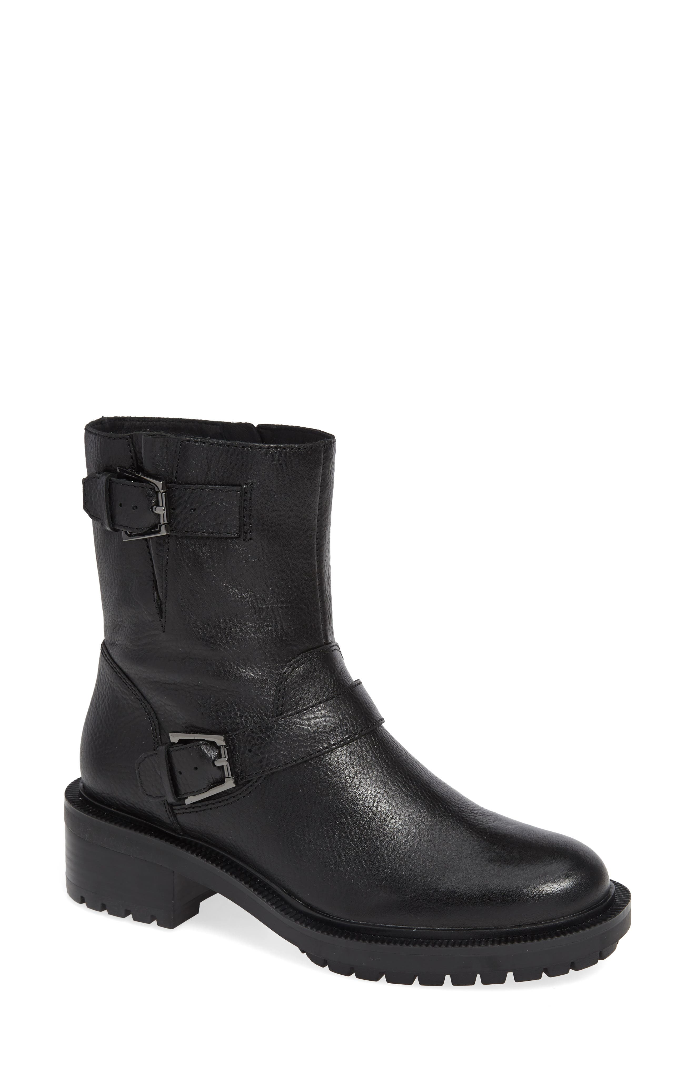 Marlow Boot,                         Main,                         color, BLACK LEATHER
