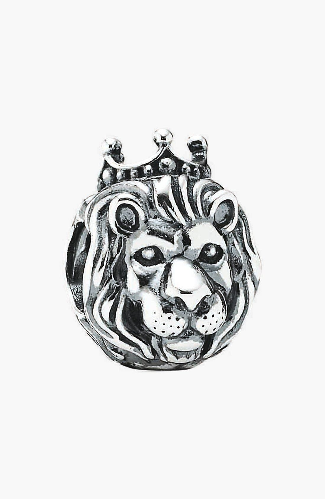 'King of the Jungle' Bead Charm,                             Main thumbnail 1, color,                             040