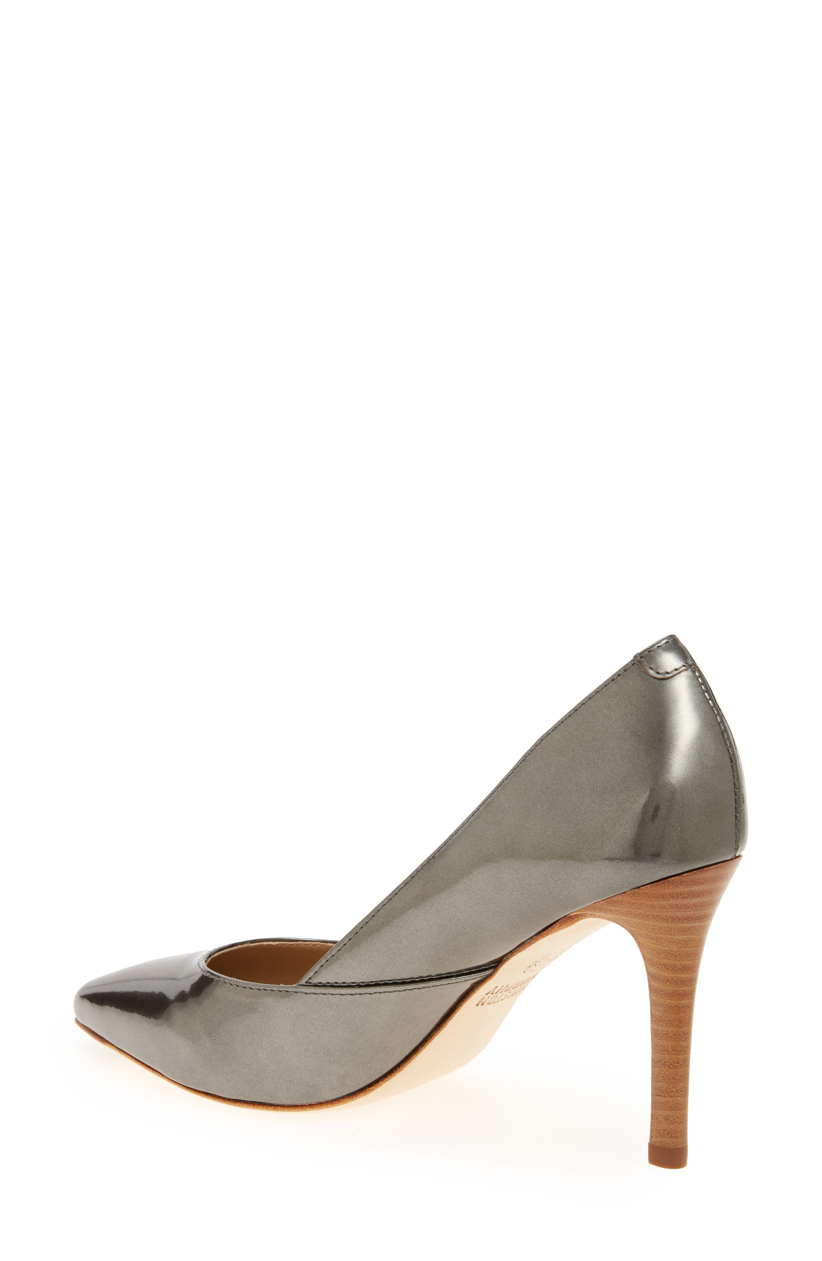 'Vanessa' Pointy Toe Leather Pump,                             Alternate thumbnail 12, color,
