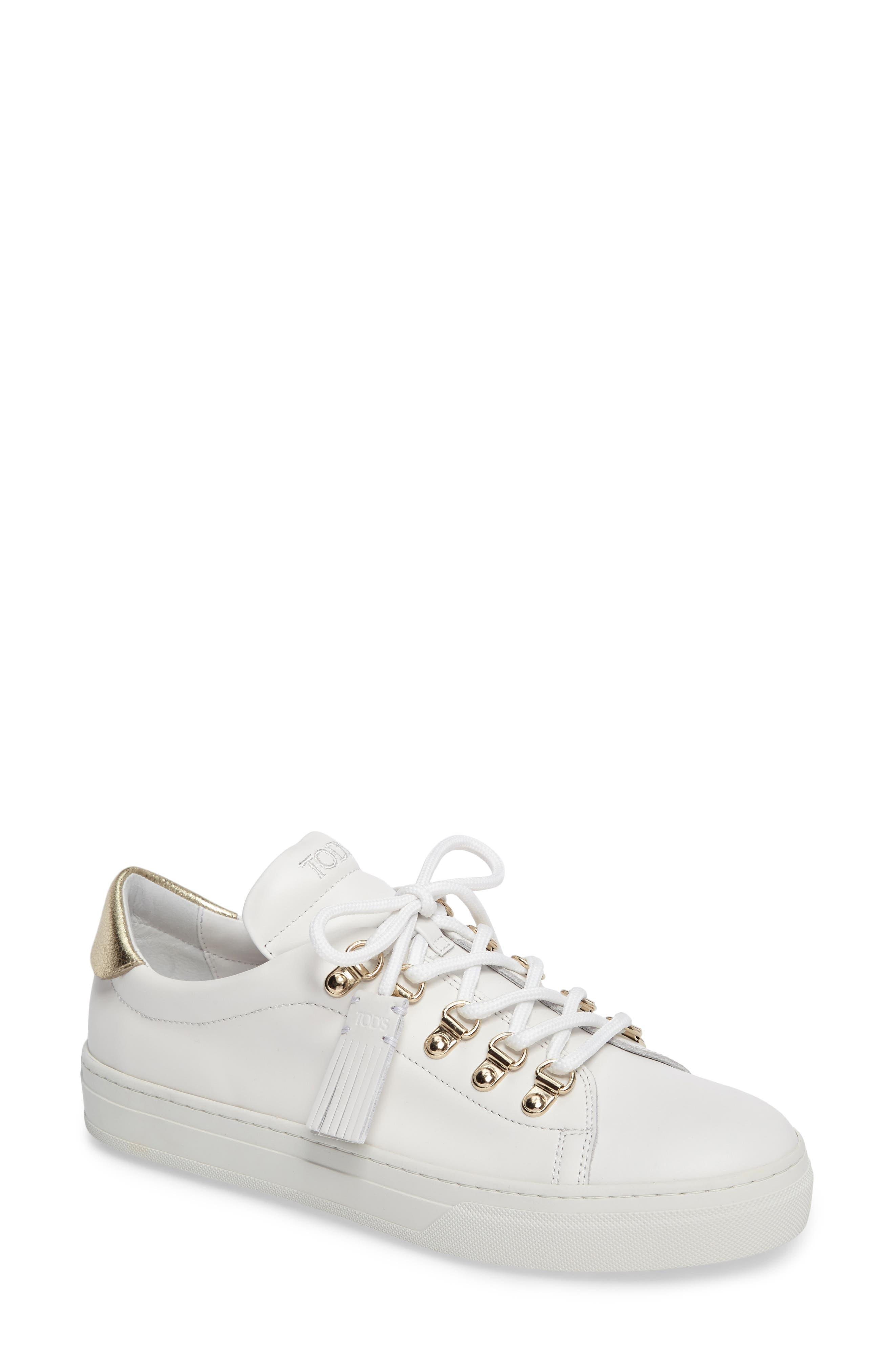 Hiker Low Top Sneaker,                         Main,                         color, 100