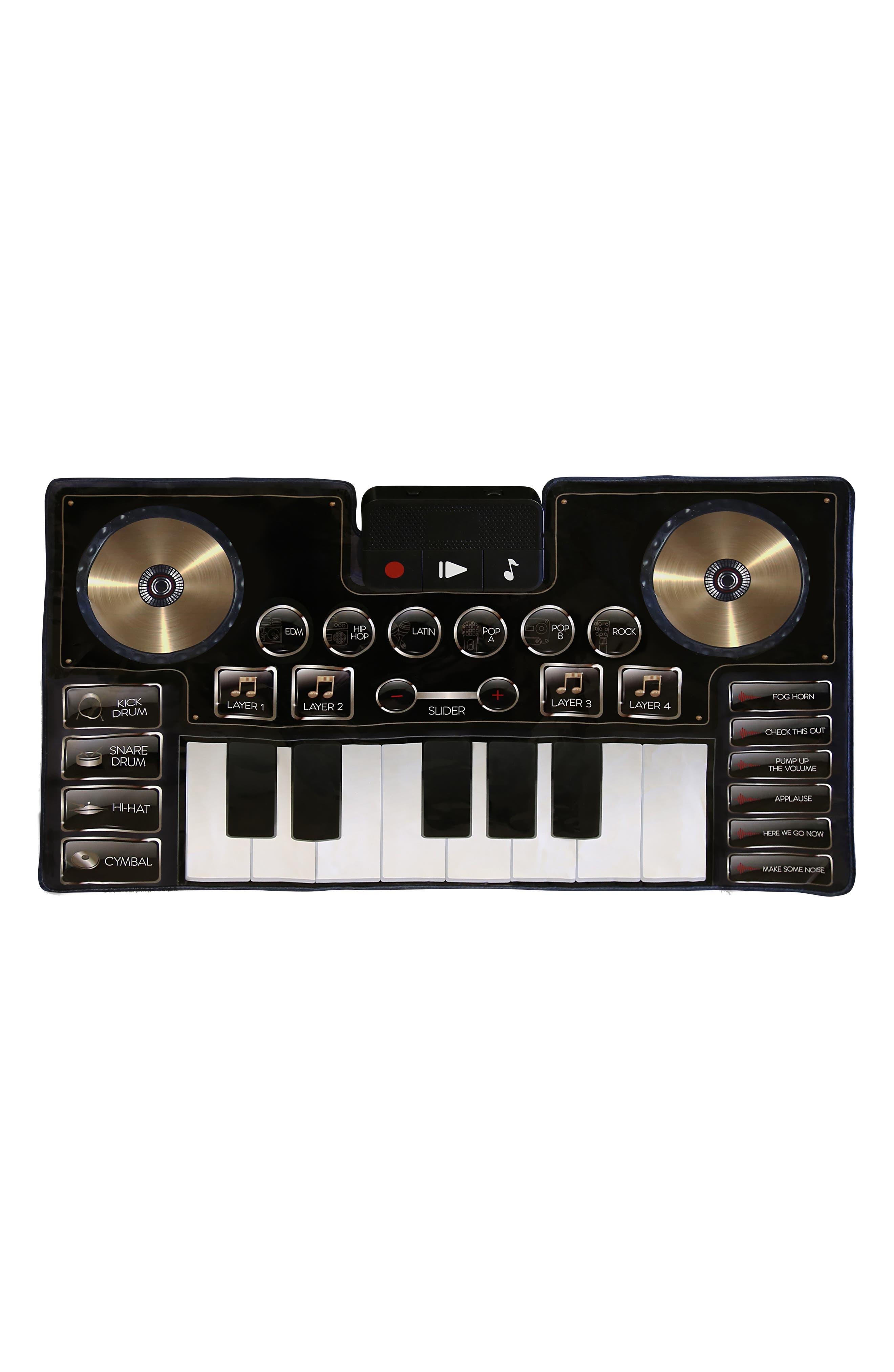 Fao Schwarz Dj Mixer Music Mat