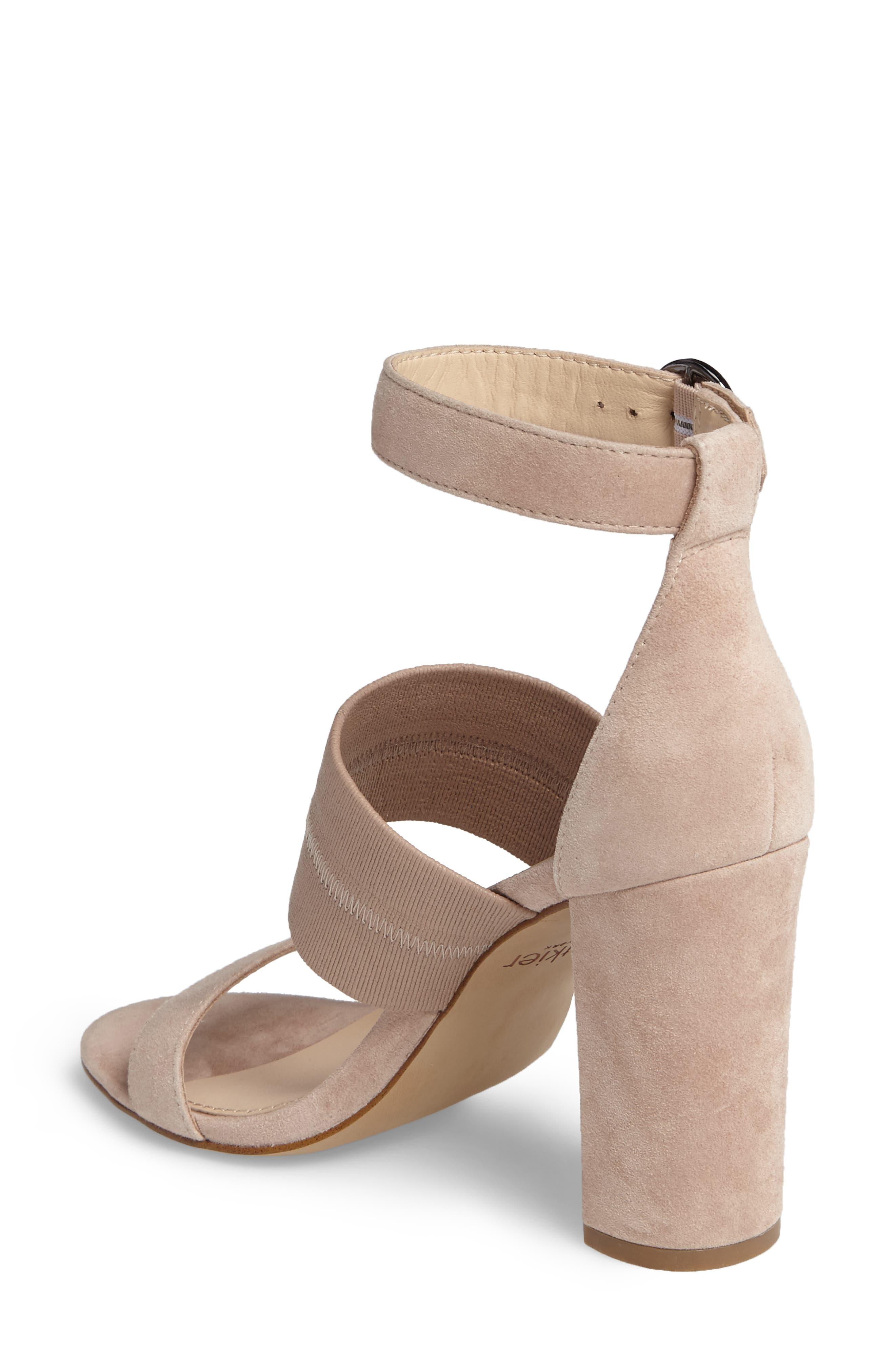 Gisella Ankle Strap Sandal,                             Alternate thumbnail 4, color,