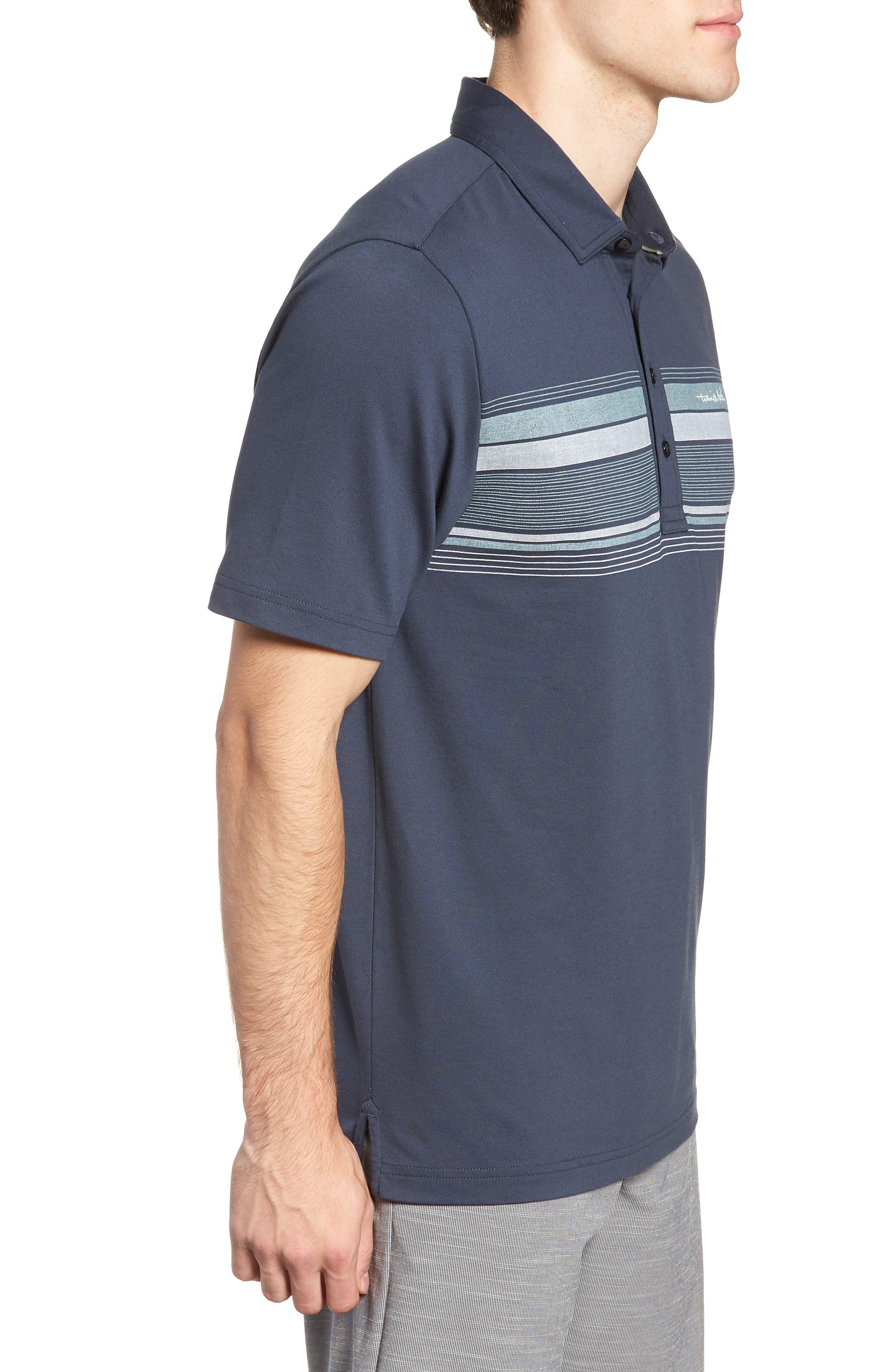 Kaibosh Regular Fit Polo,                             Alternate thumbnail 3, color,                             BLUE NIGHTS