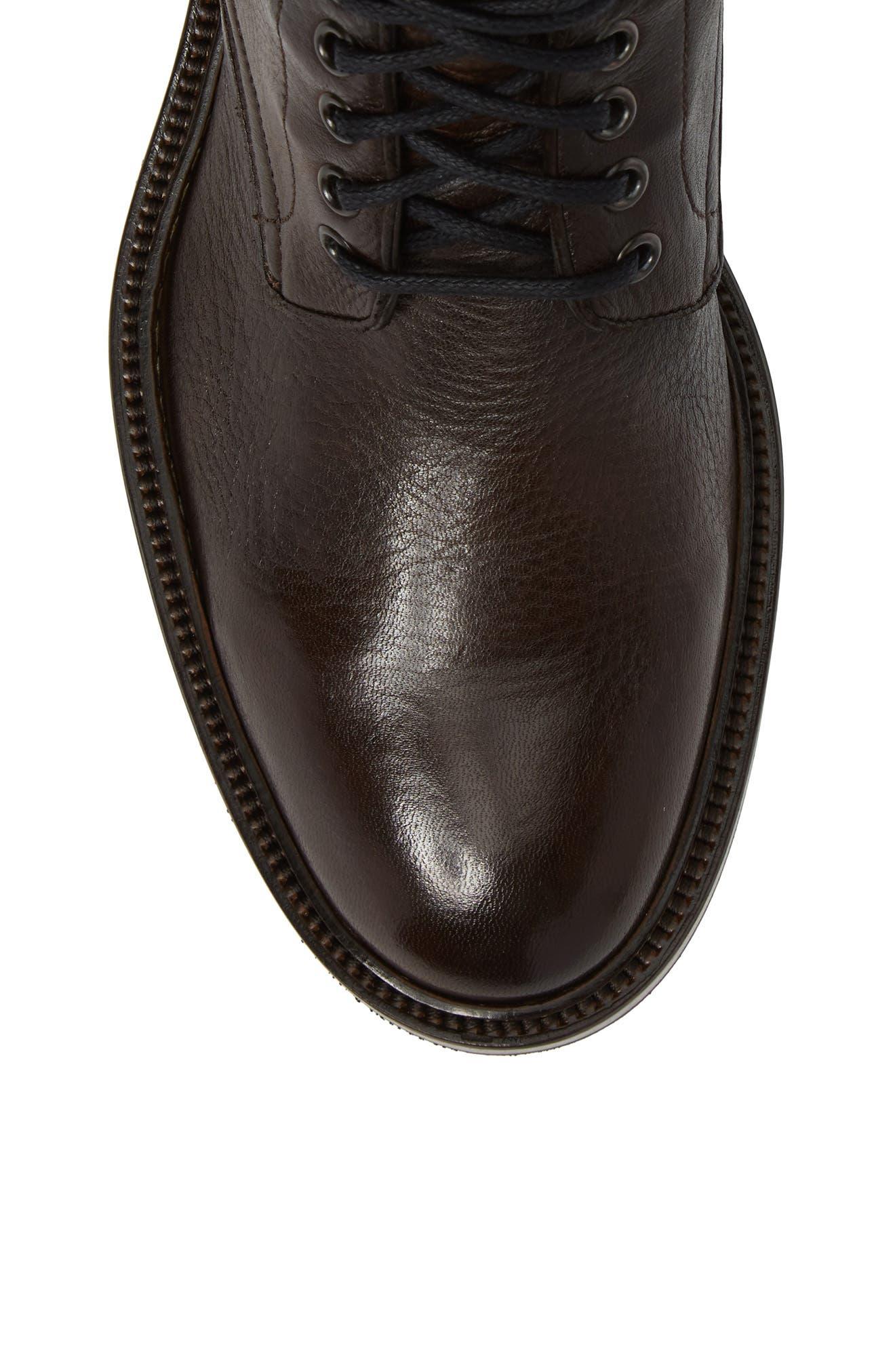 Greyson Plain Toe Boot,                             Alternate thumbnail 5, color,                             200