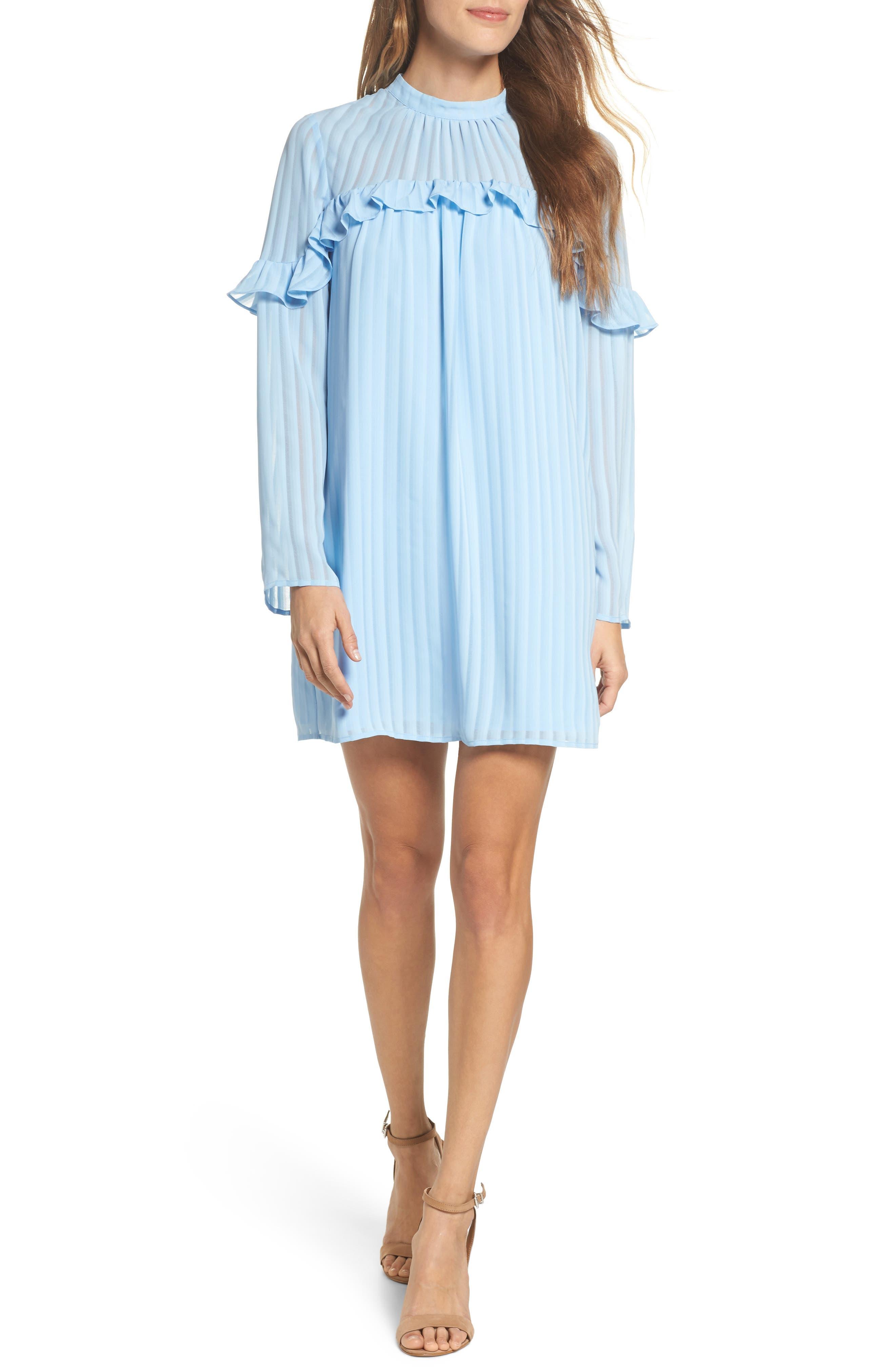 That's Amore Mini Shift Dress,                         Main,                         color, 451