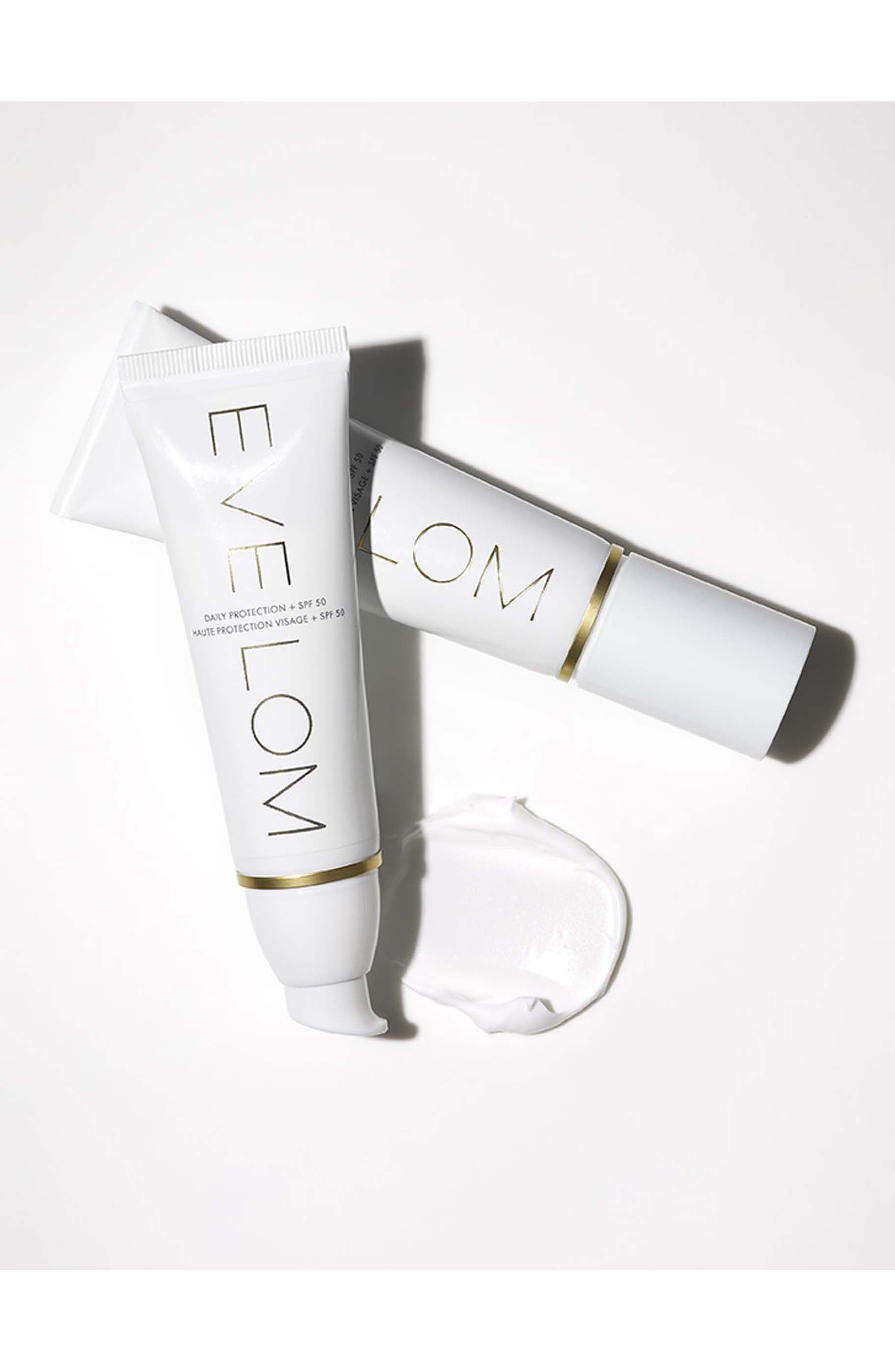 SPACE.NK.apothecary EVE LOM Daily Protection Broad Spectrum SPF 50 Sunscreen,                             Alternate thumbnail 5, color,                             NO COLOR