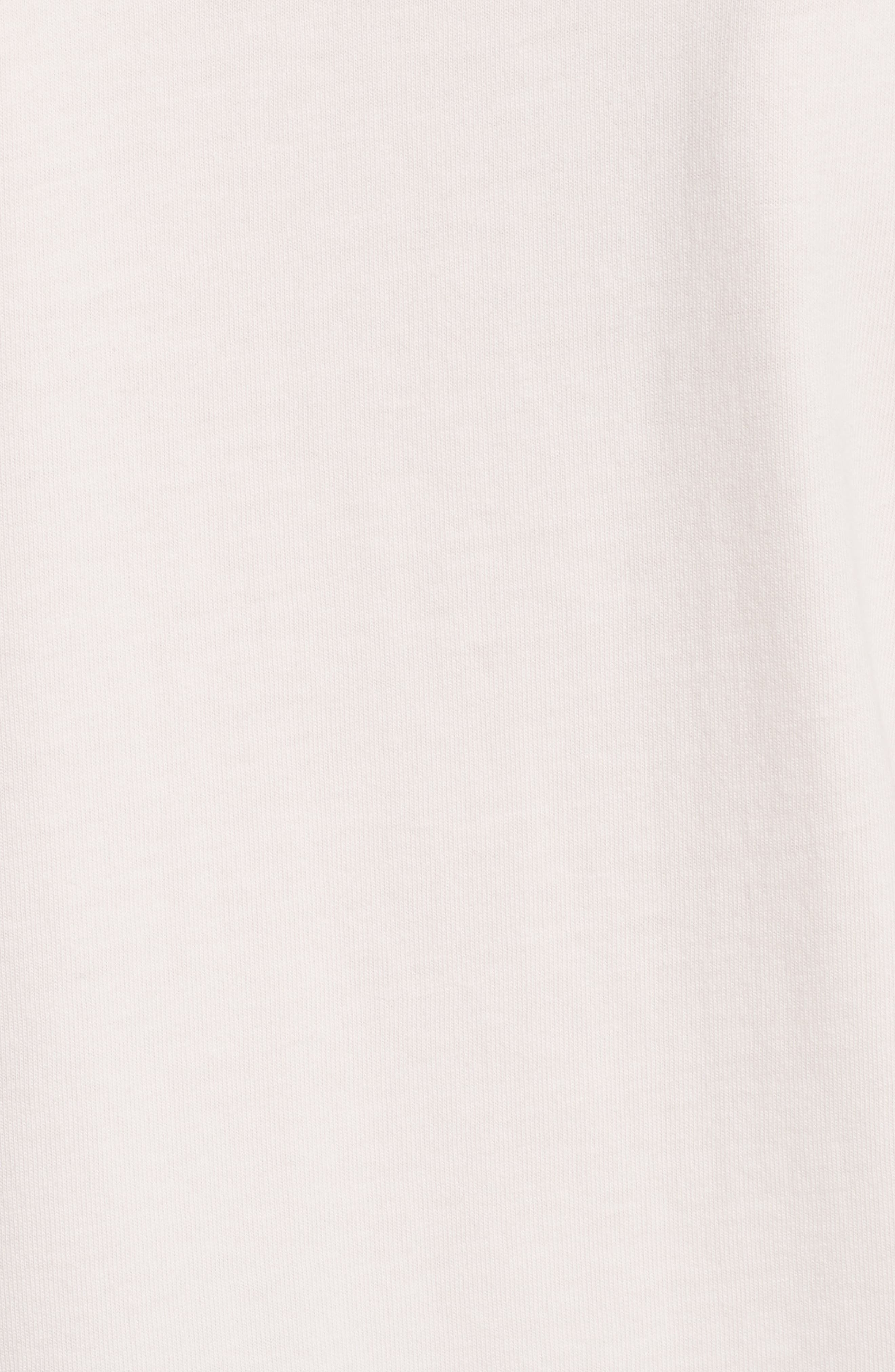 Poplin Sleeve Jersey Top,                             Alternate thumbnail 5, color,                             659