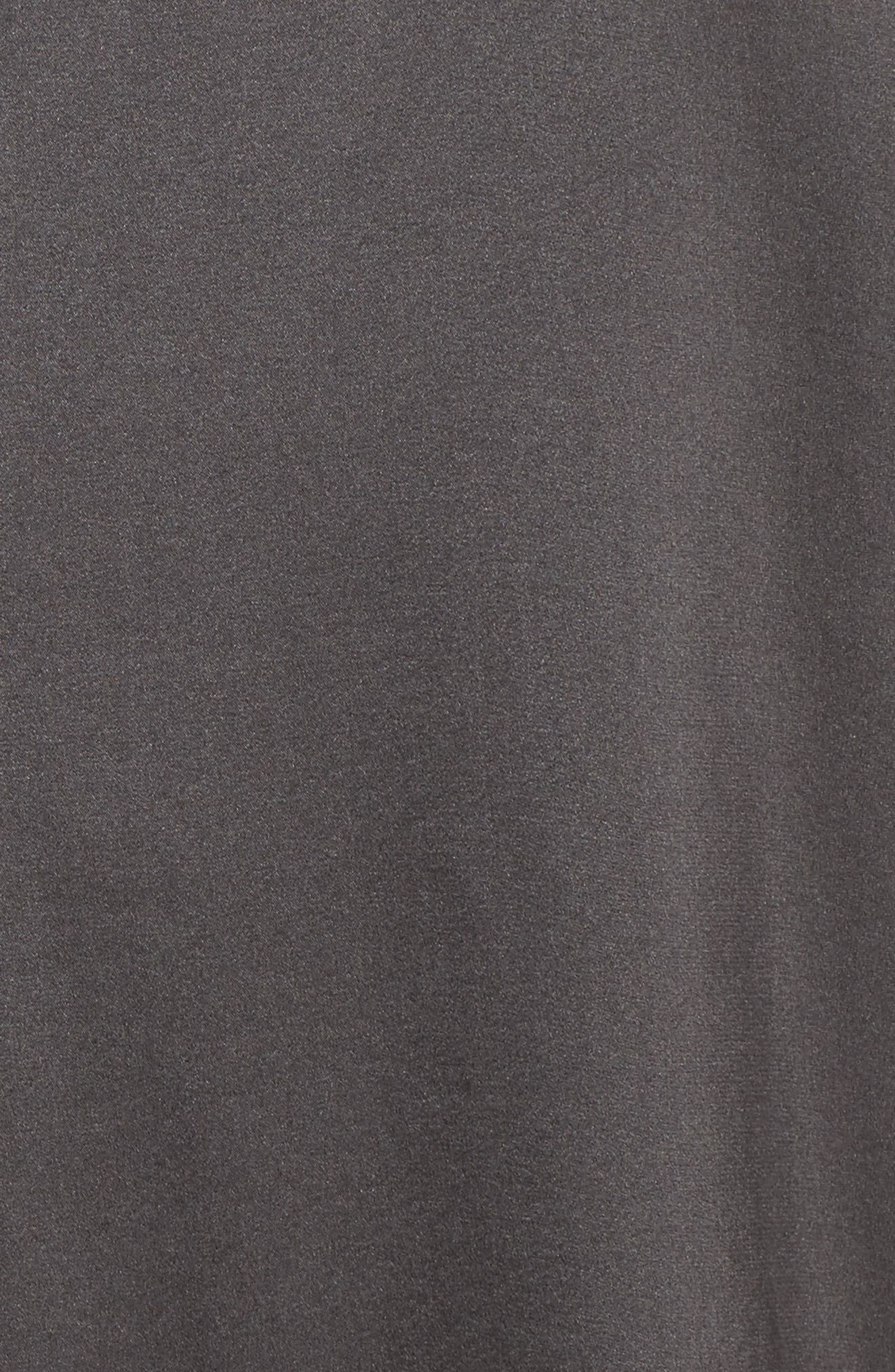 Stretch Silk Top,                             Alternate thumbnail 5, color,                             210