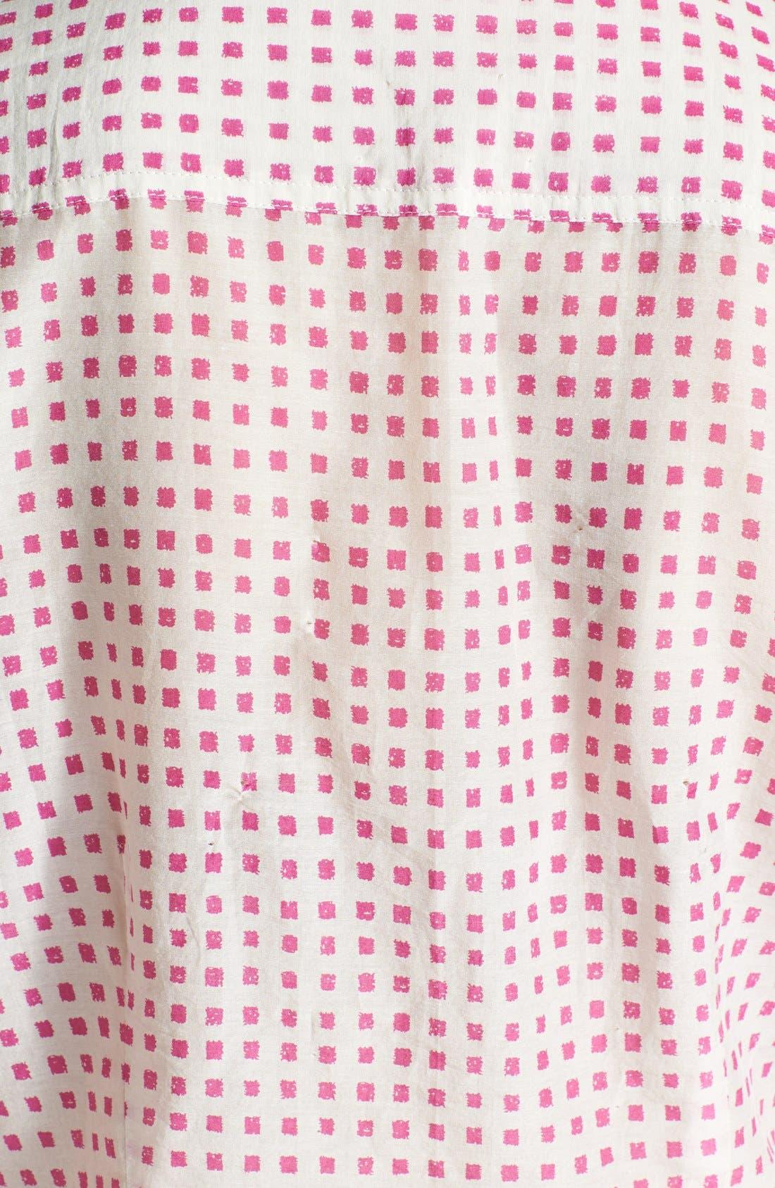 Cotton & Silk Shirt,                             Alternate thumbnail 150, color,