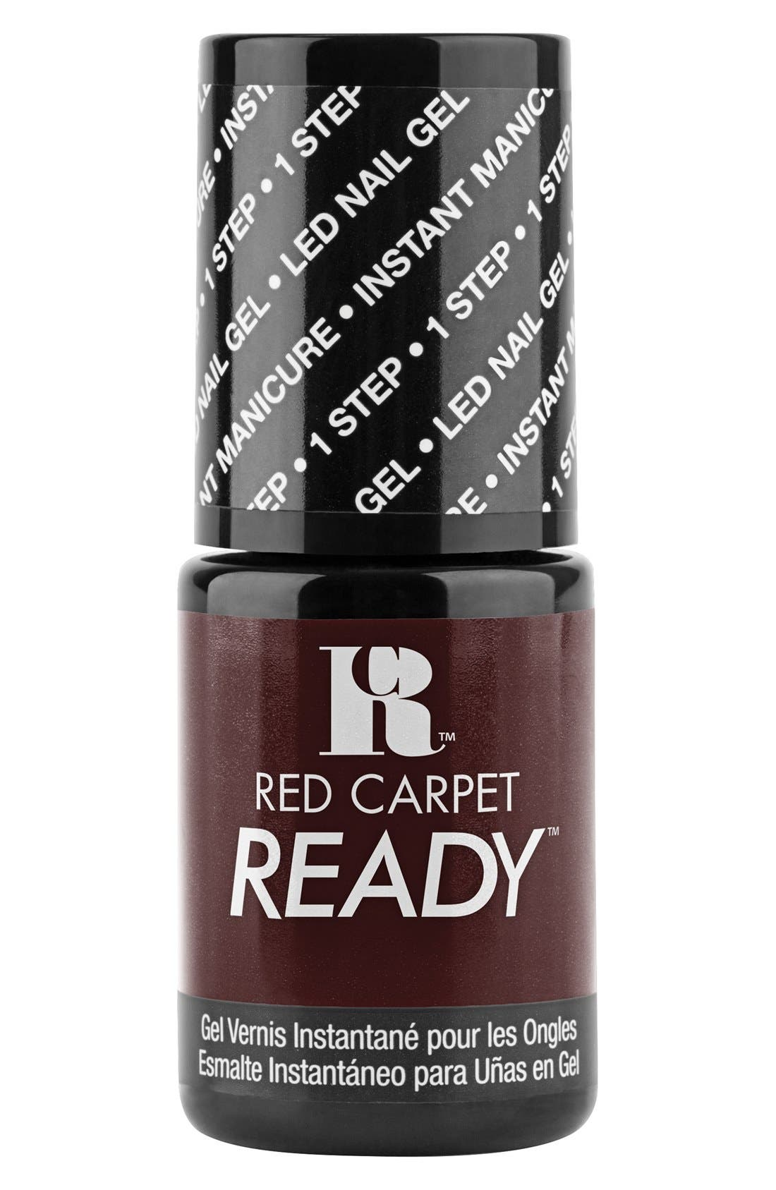 'Red Carpet Ready' LED Nail Gel Polish,                             Main thumbnail 19, color,
