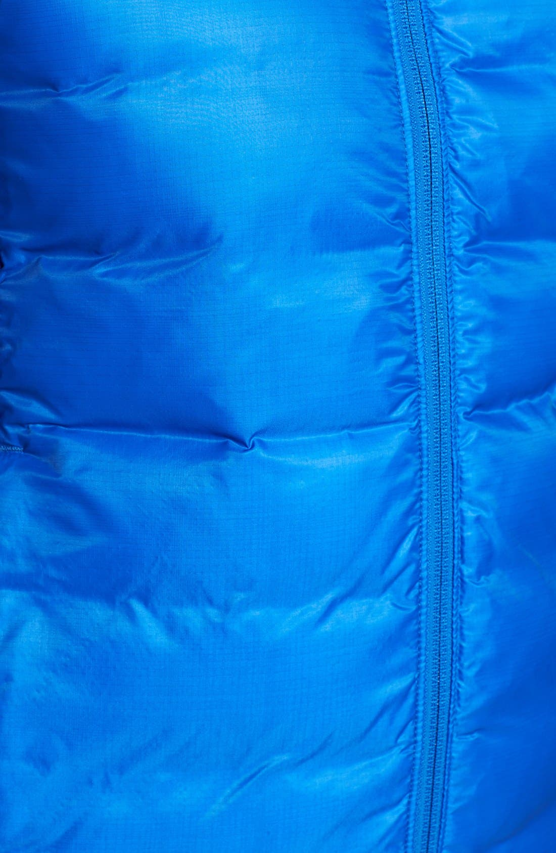 'PBI Camp' Packable Hooded Down Jacket,                             Alternate thumbnail 2, color,                             ROYAL PBI BLUE