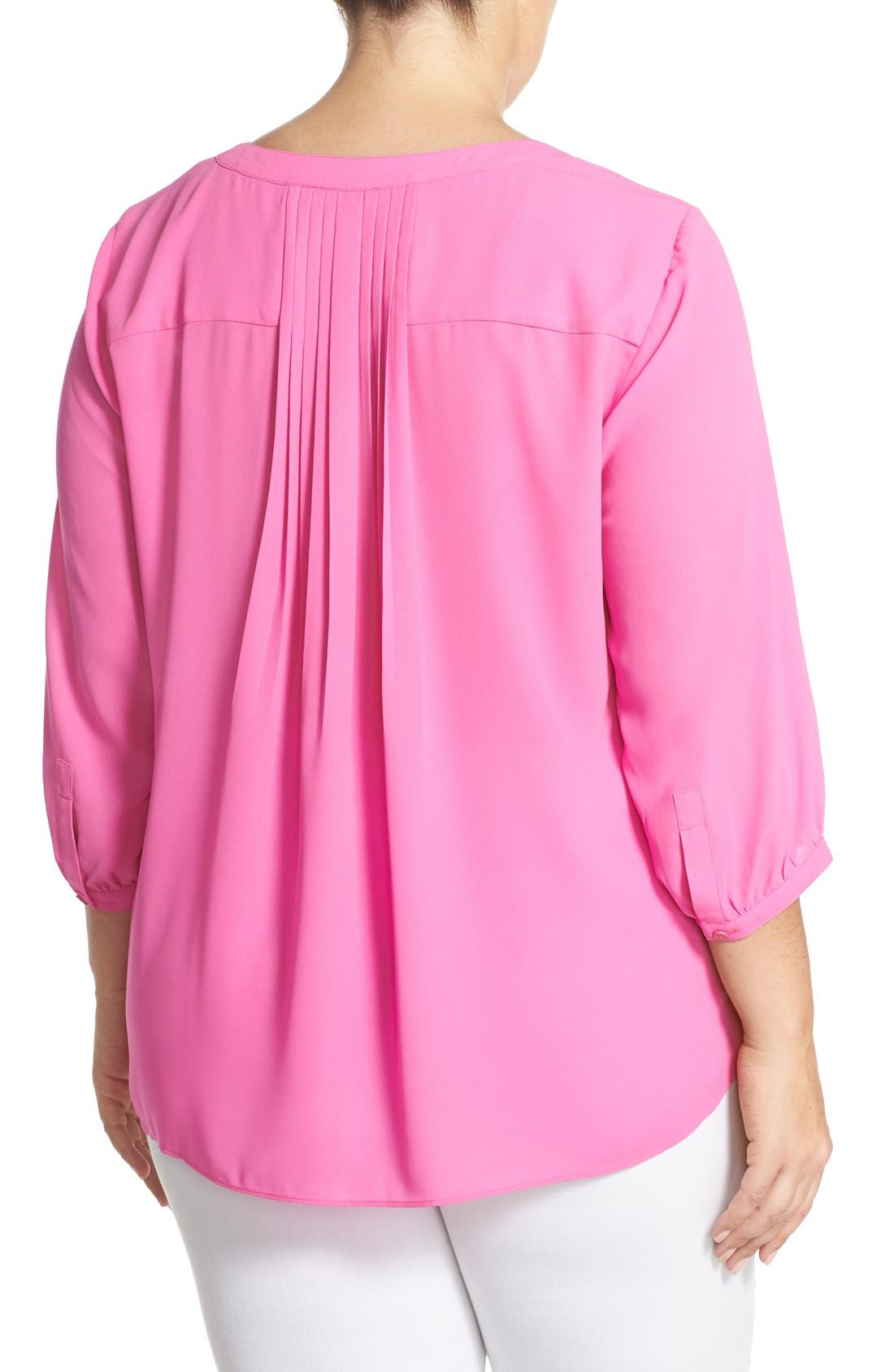Henley Top,                             Alternate thumbnail 327, color,