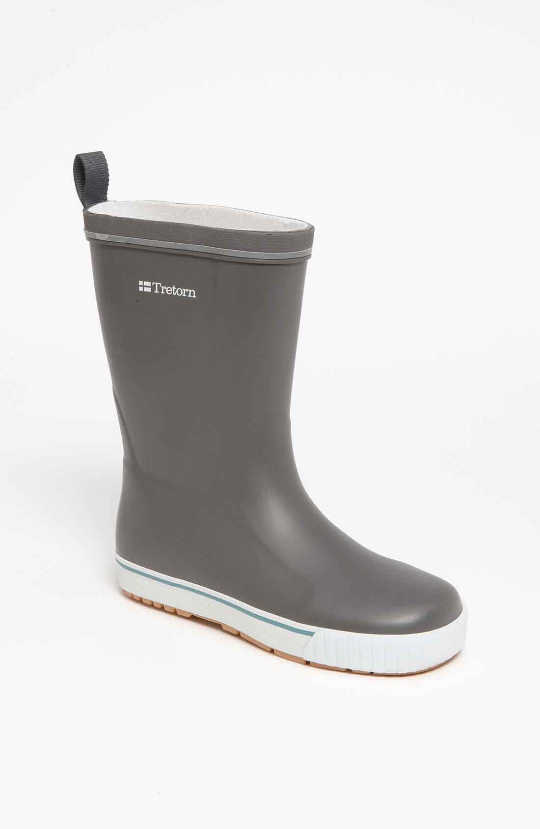 TRETORN,                             'Skerry' Rain Boot,                             Main thumbnail 1, color,                             020