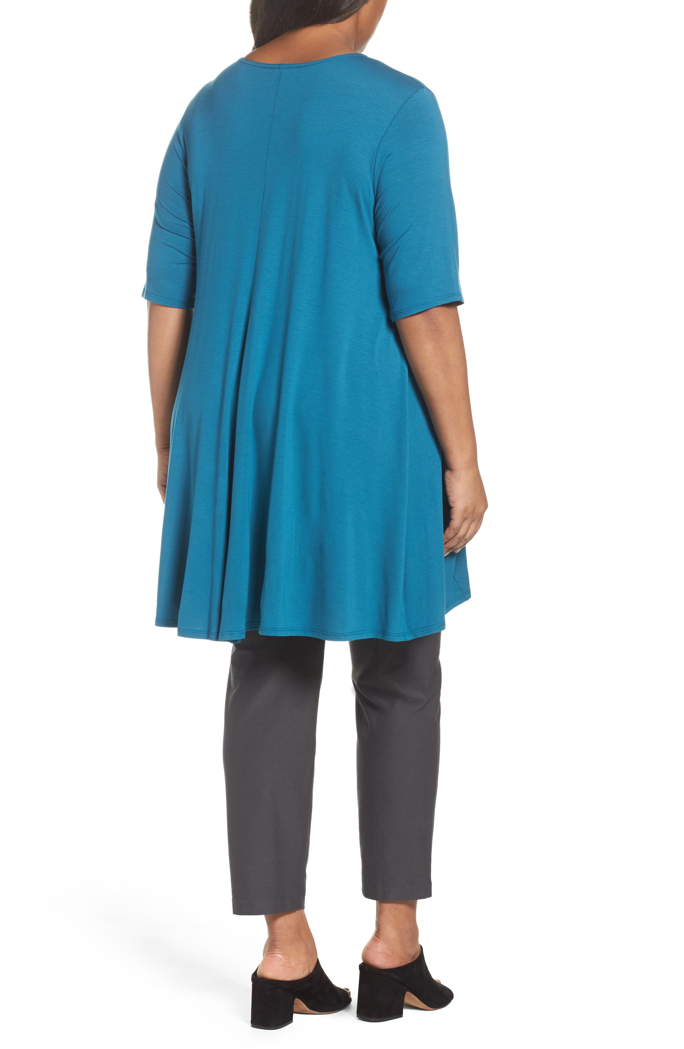 Jersey Tunic,                             Alternate thumbnail 7, color,