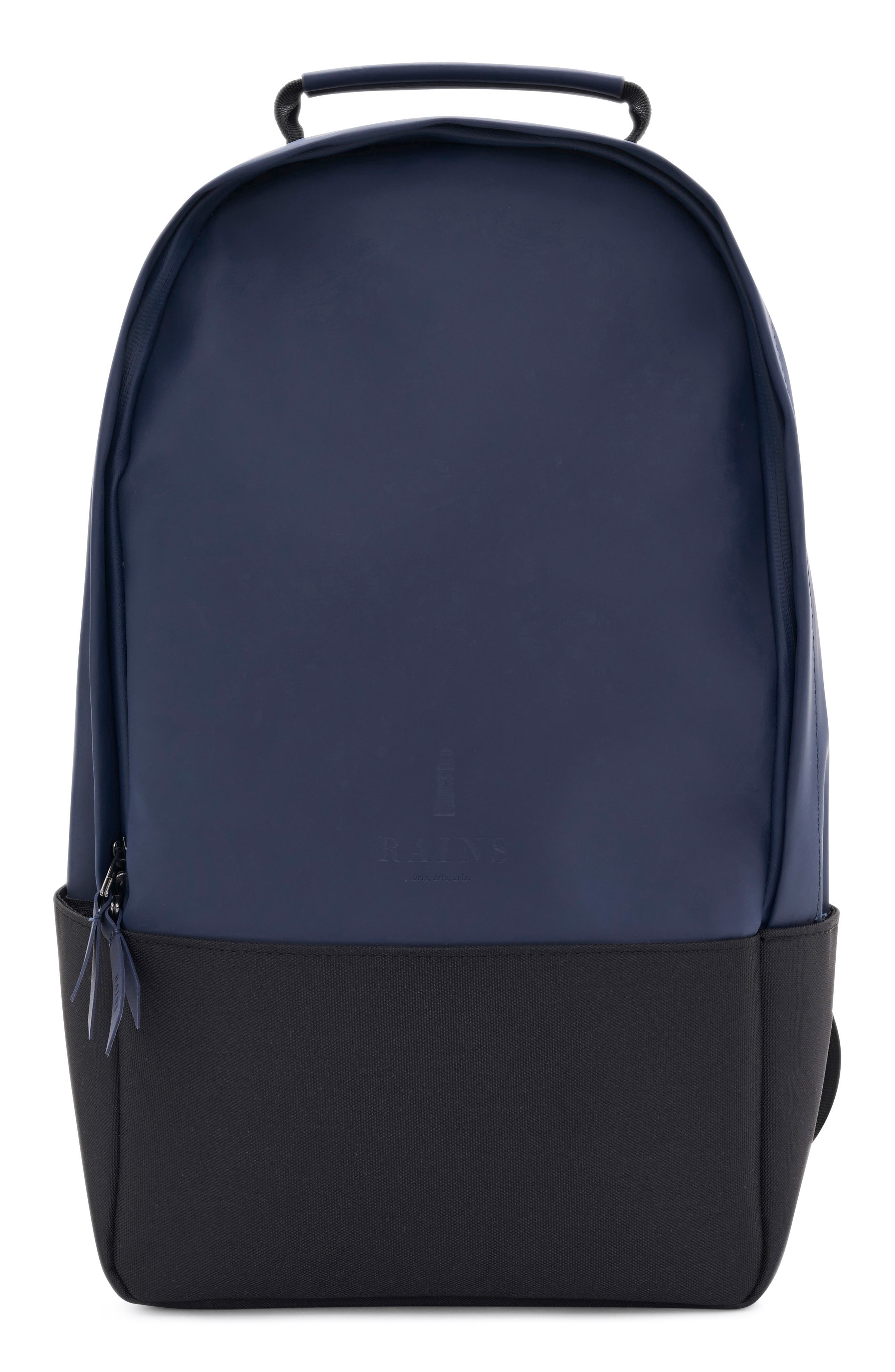 City Backpack in Blue