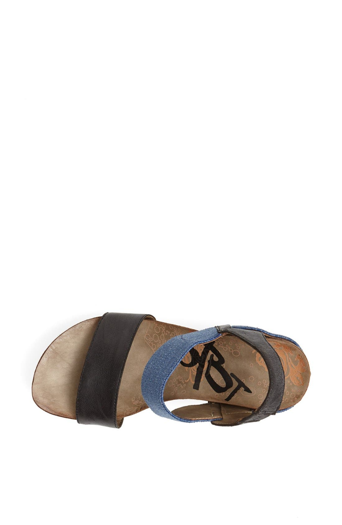 'Bushnell' Wedge Sandal,                             Alternate thumbnail 37, color,