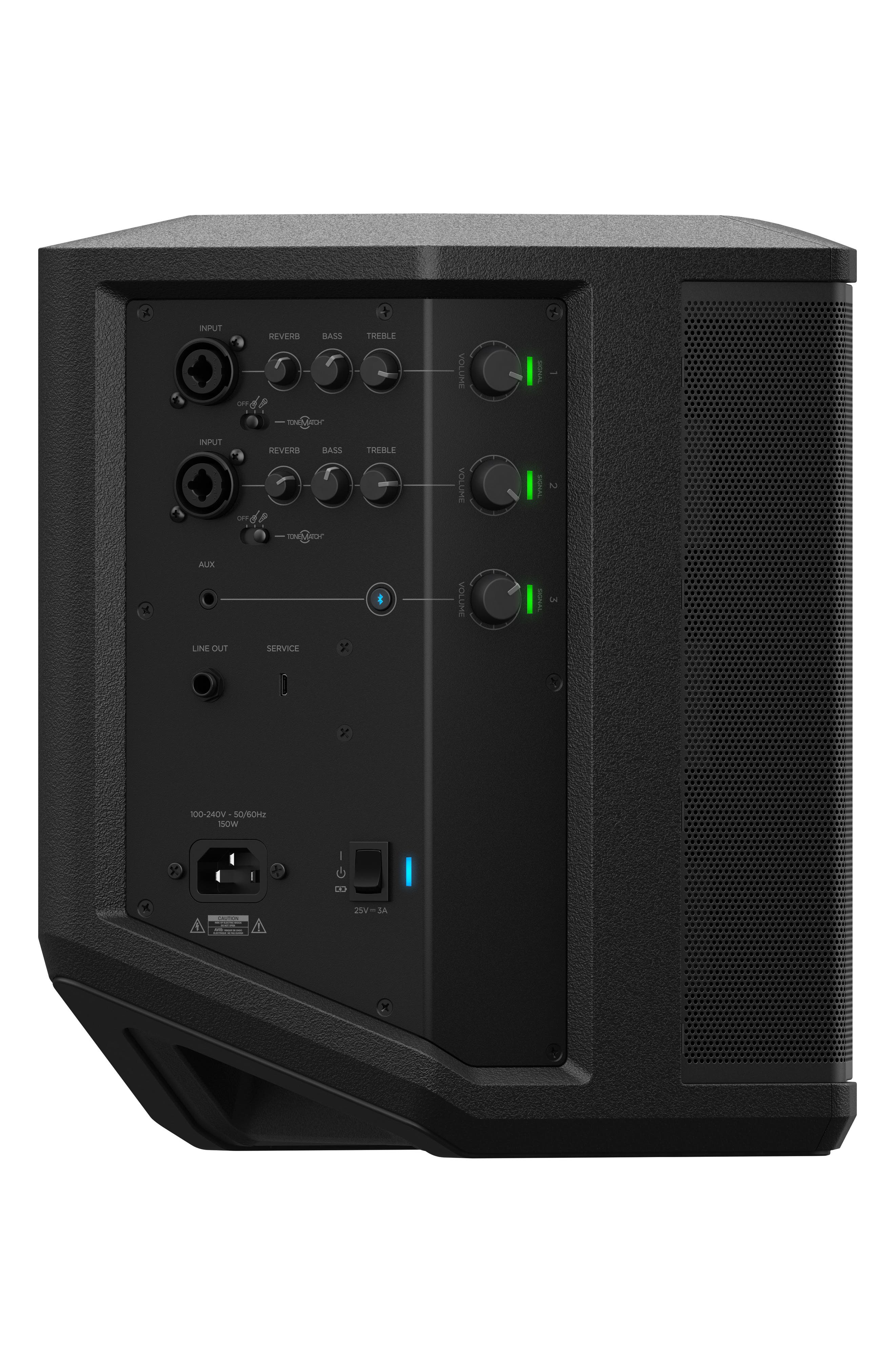 S1 Pro Bluetooth<sup>®</sup> PA System,                             Alternate thumbnail 2, color,                             001
