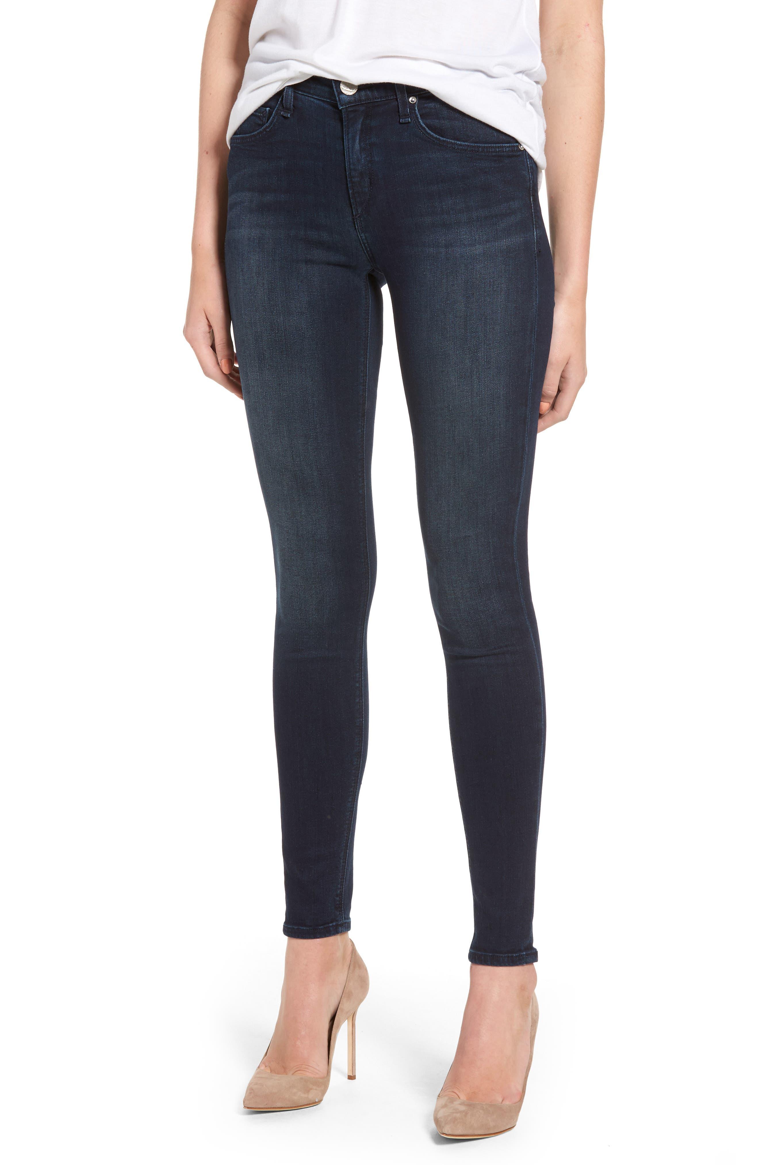Newton Skinny Jeans,                             Main thumbnail 1, color,                             410
