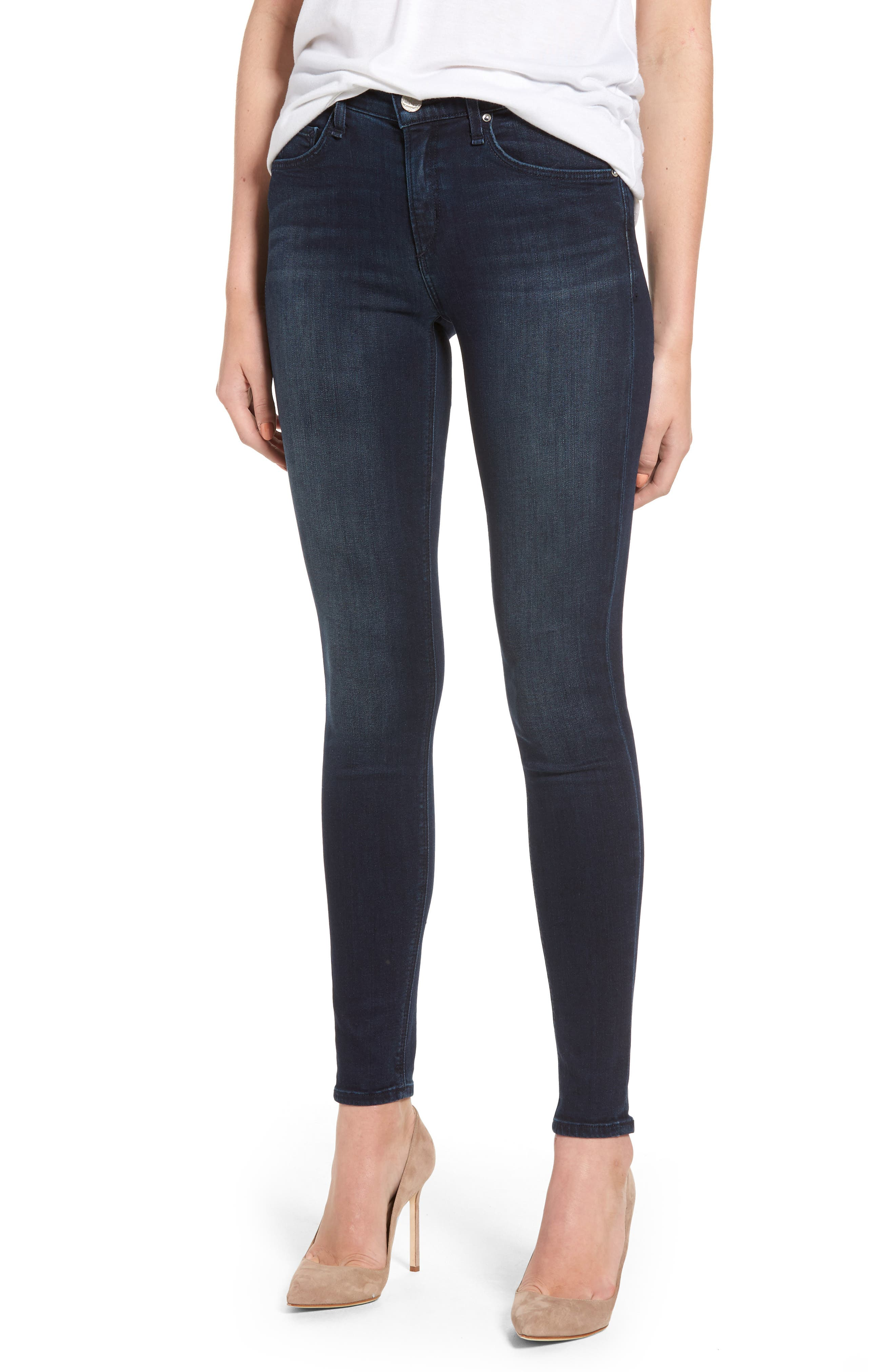 Newton Skinny Jeans,                         Main,                         color, 410