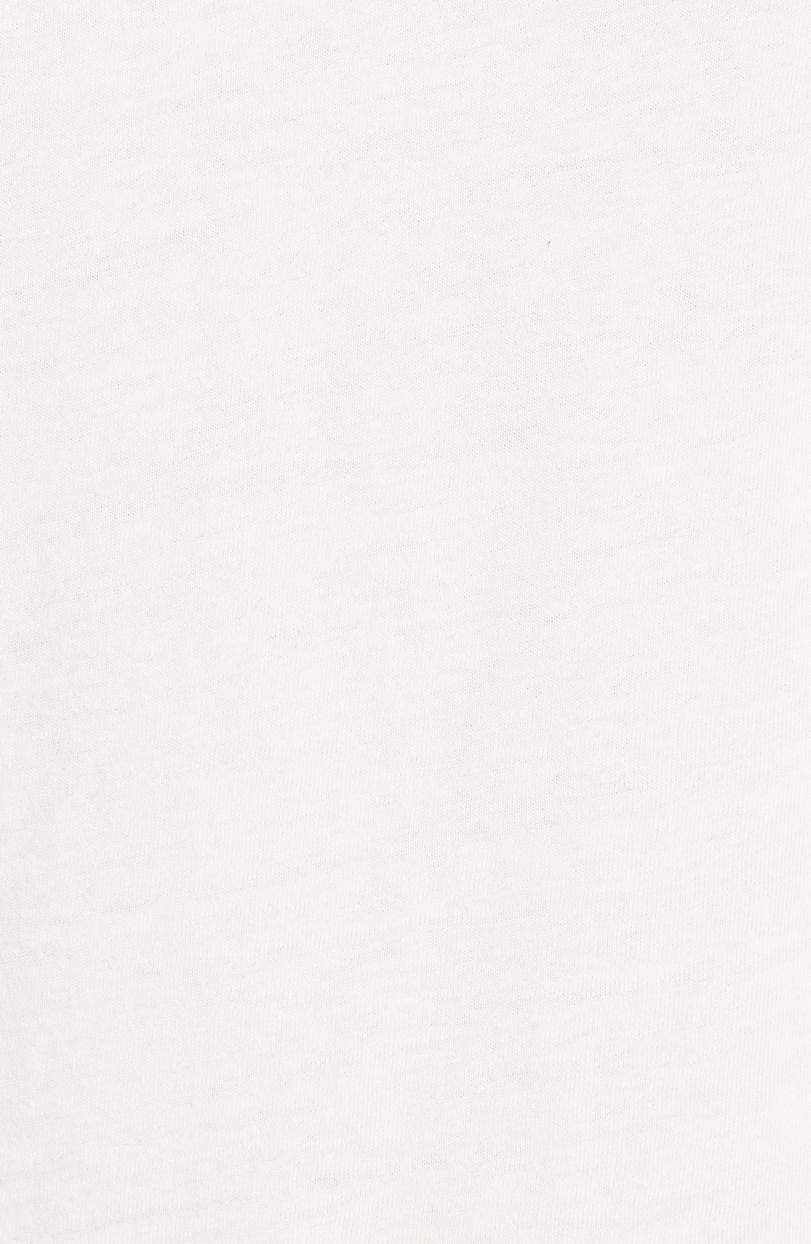 Logo Graphic Long Sleeve T-Shirt,                             Alternate thumbnail 5, color,                             007