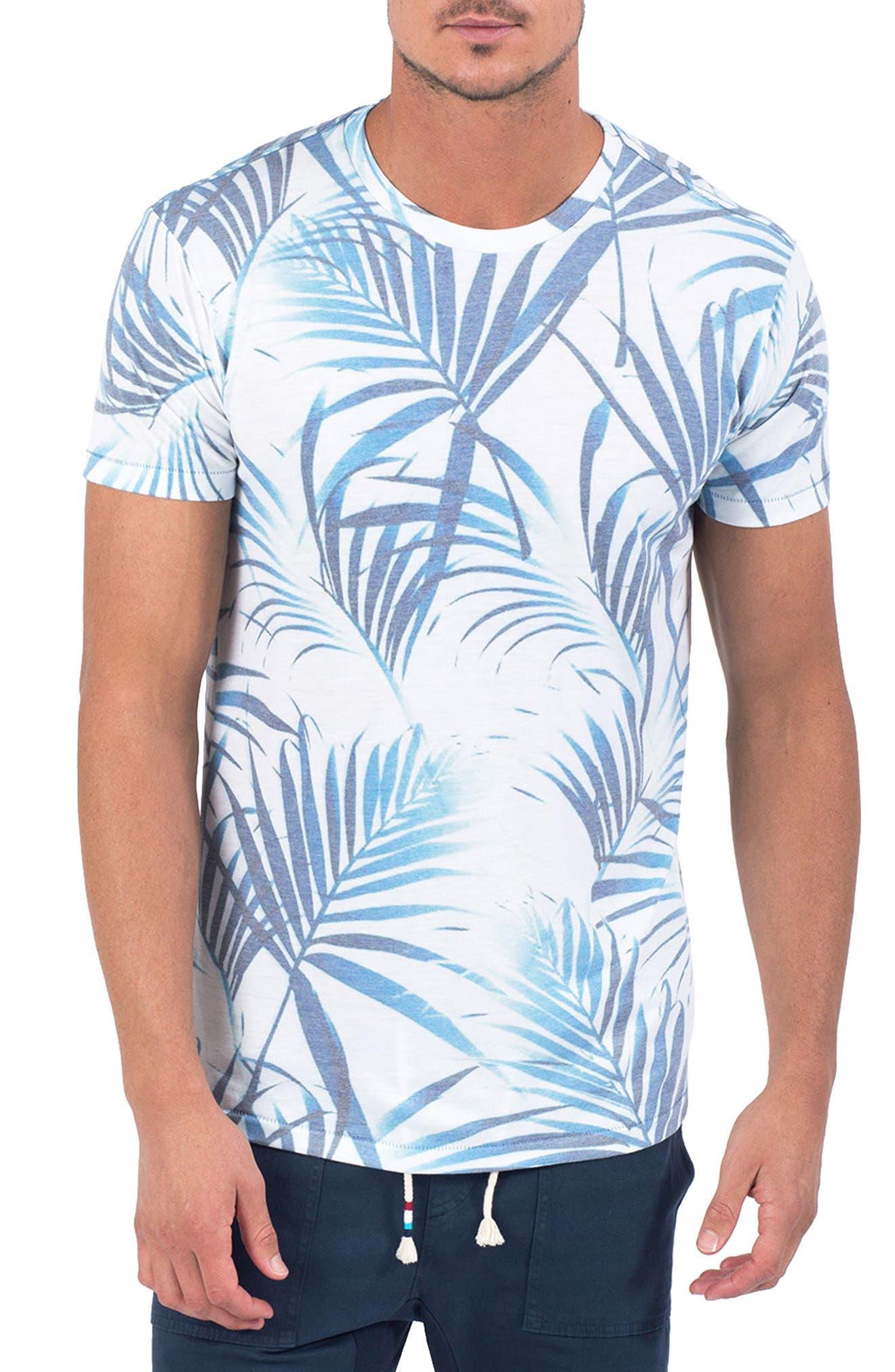 Las Brisas Graphic T-Shirt,                             Main thumbnail 1, color,                             100