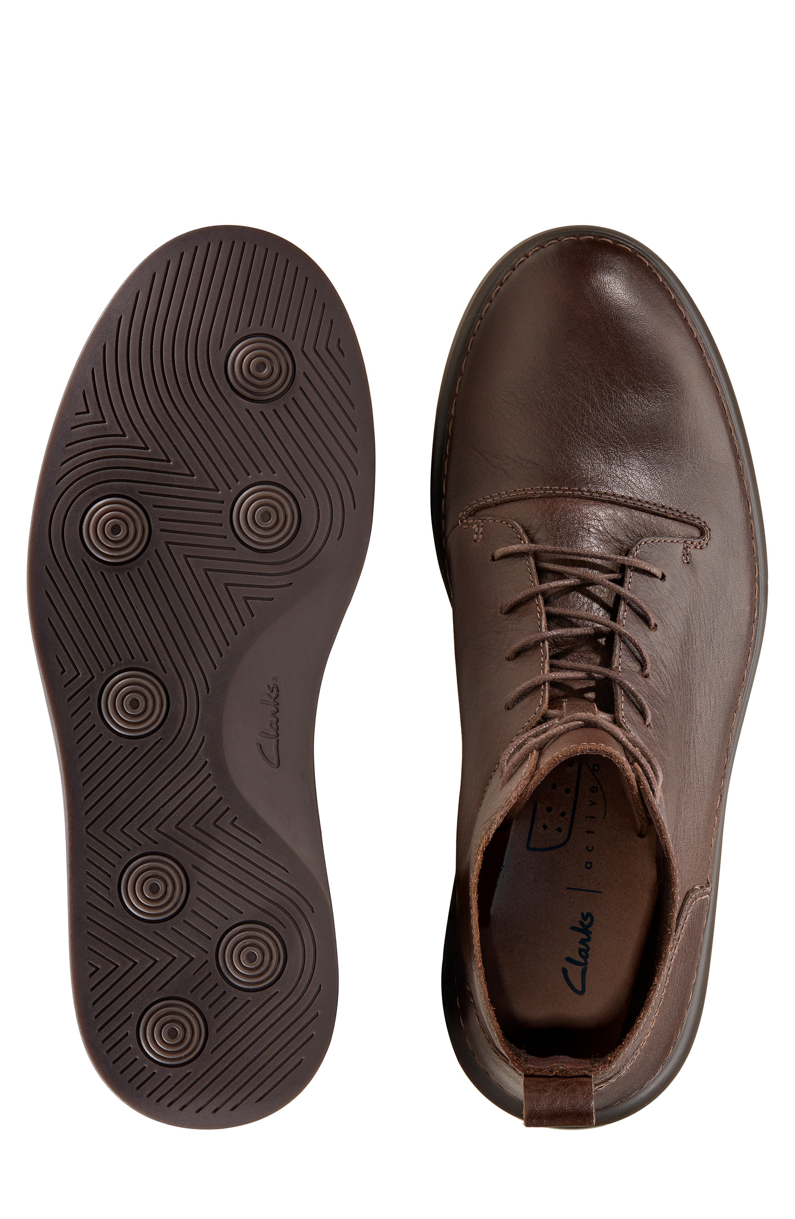 Hale Rise Plain Toe Boot,                             Alternate thumbnail 5, color,                             213