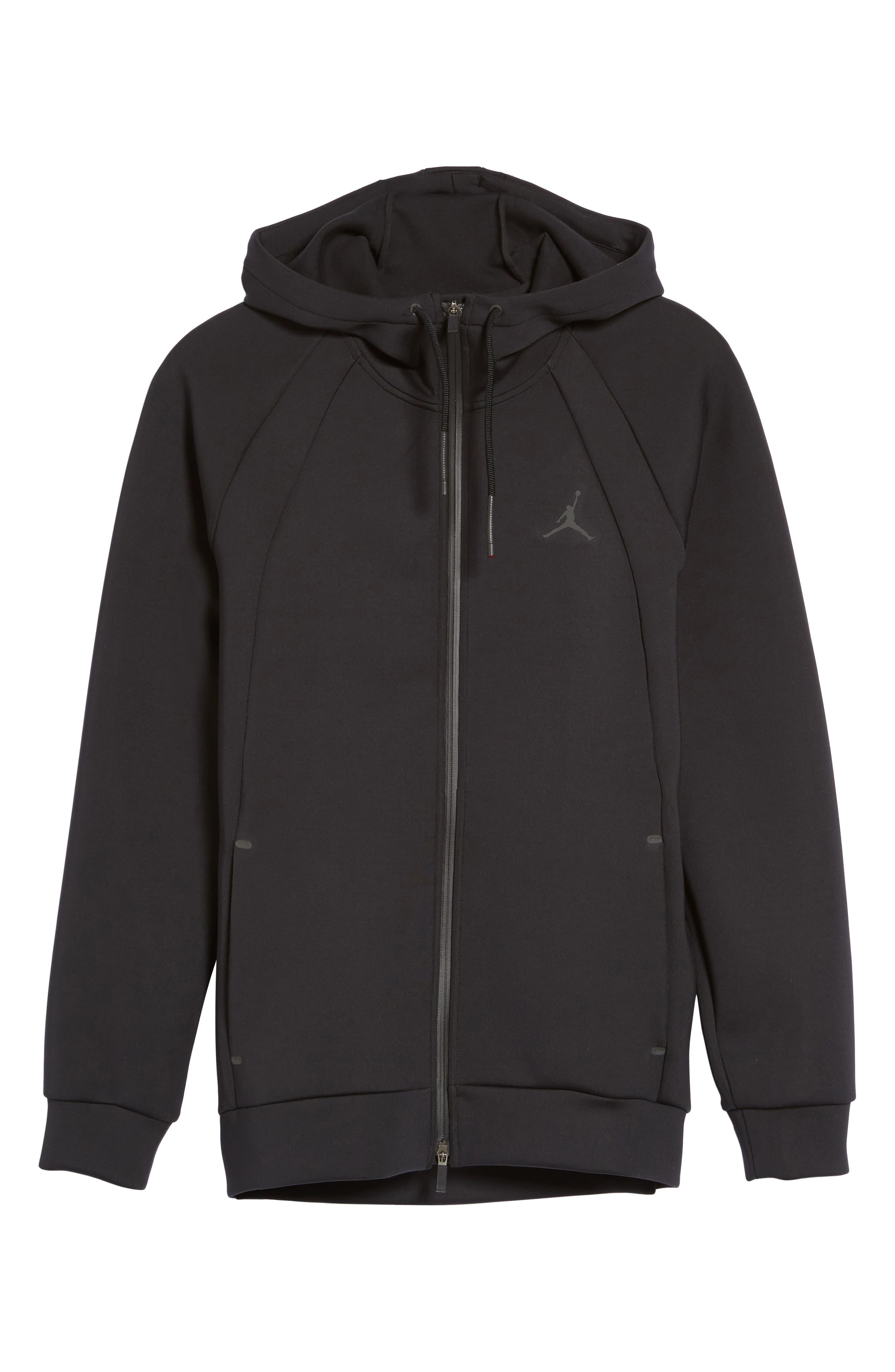 Sportswear Flight Tech Shield Jacket,                             Alternate thumbnail 5, color,                             010