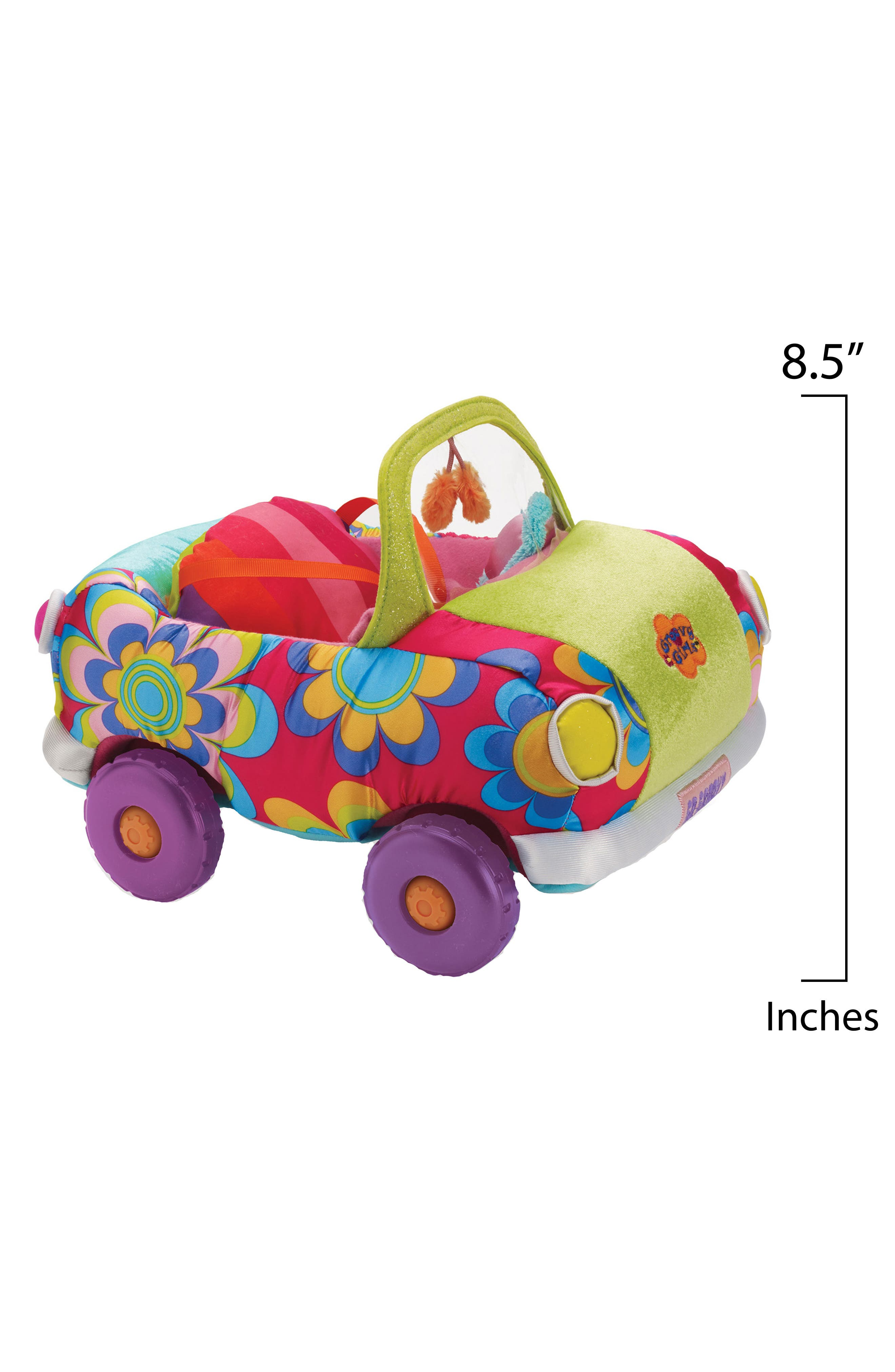 Groovy Girls - Wheelin' in Style Doll Mini Coupe,                             Alternate thumbnail 2, color,