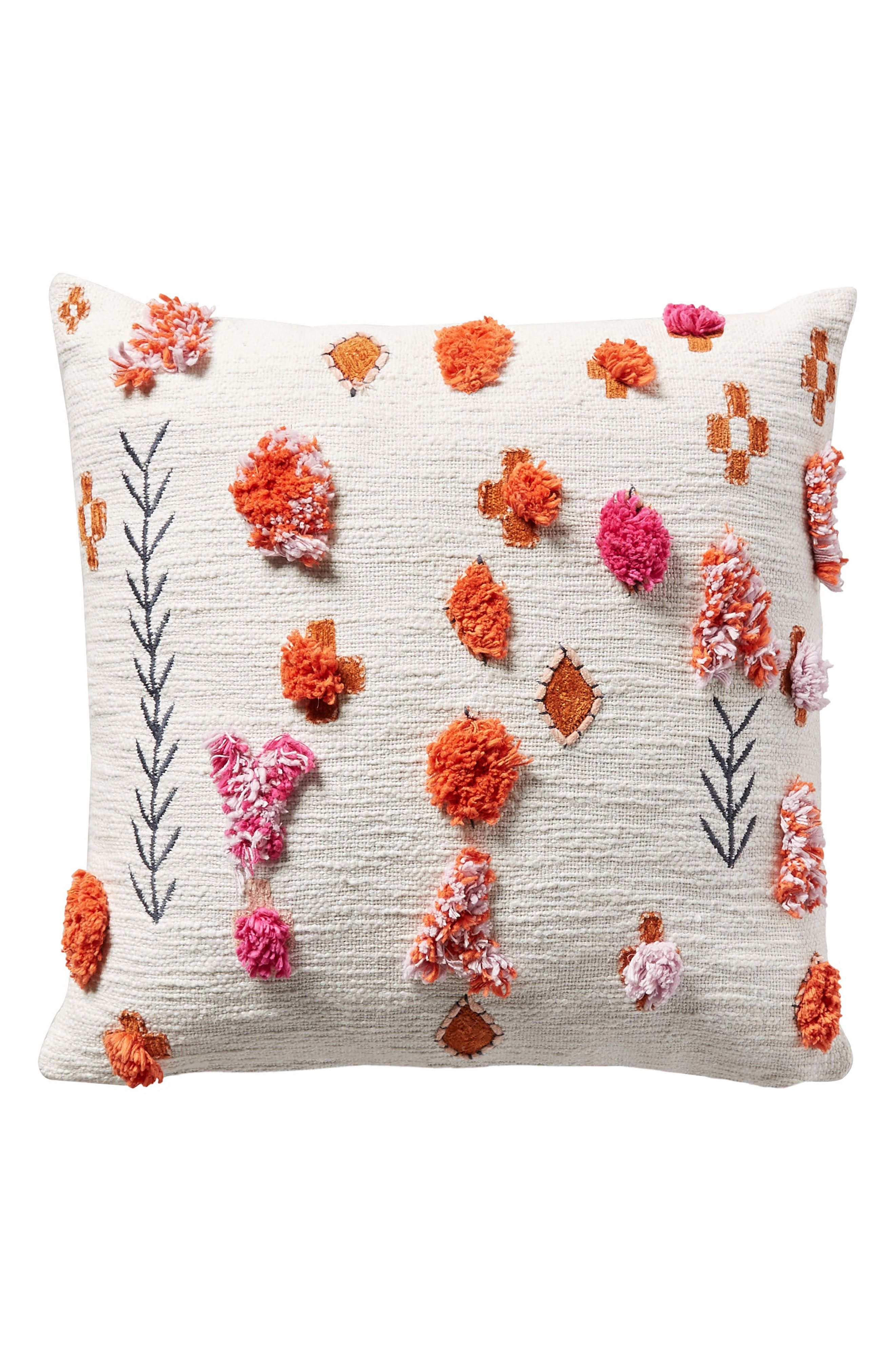 Heradia Accent Pillow,                             Main thumbnail 1, color,                             100