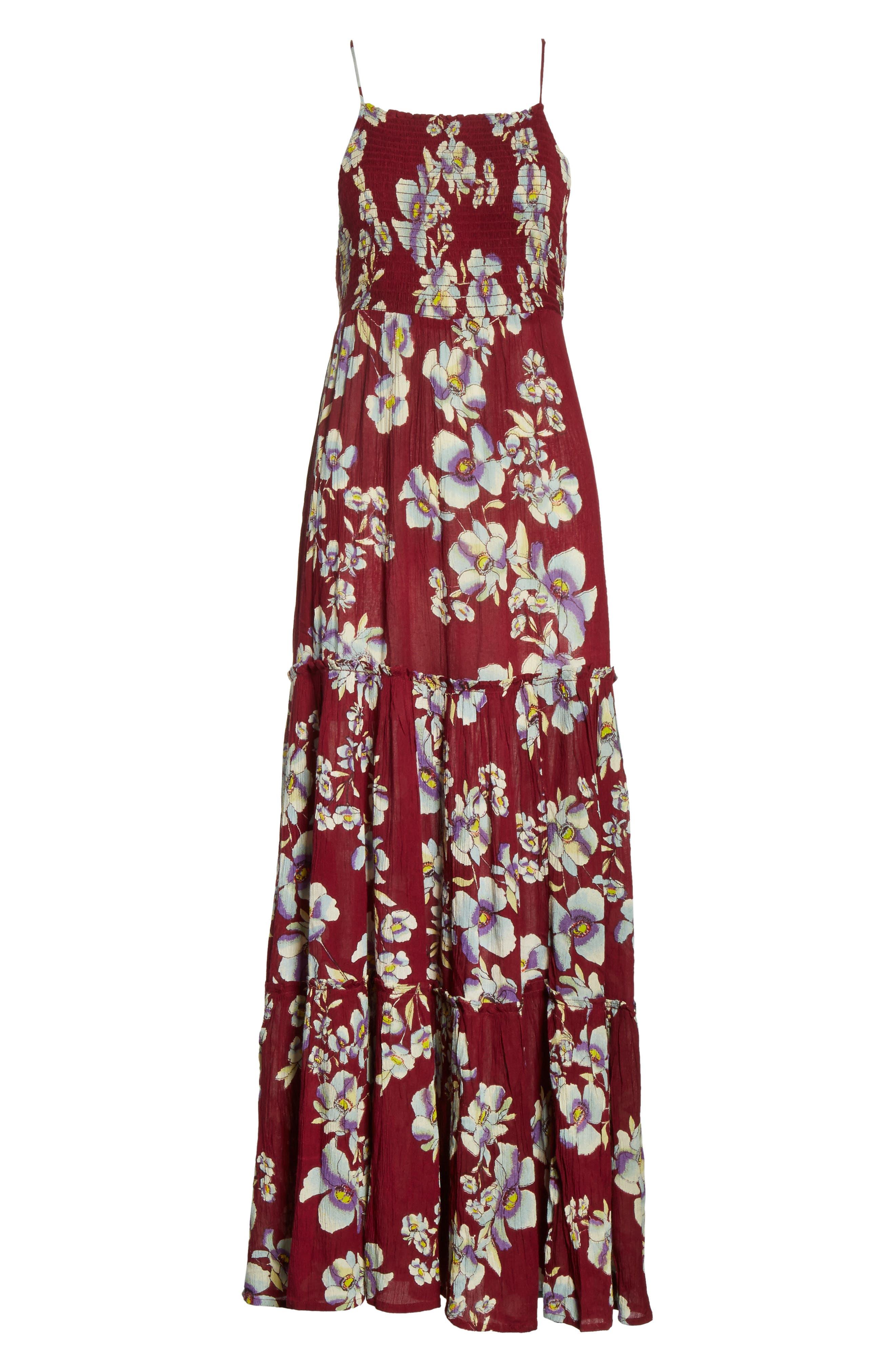 Garden Party Maxi Dress,                             Alternate thumbnail 45, color,