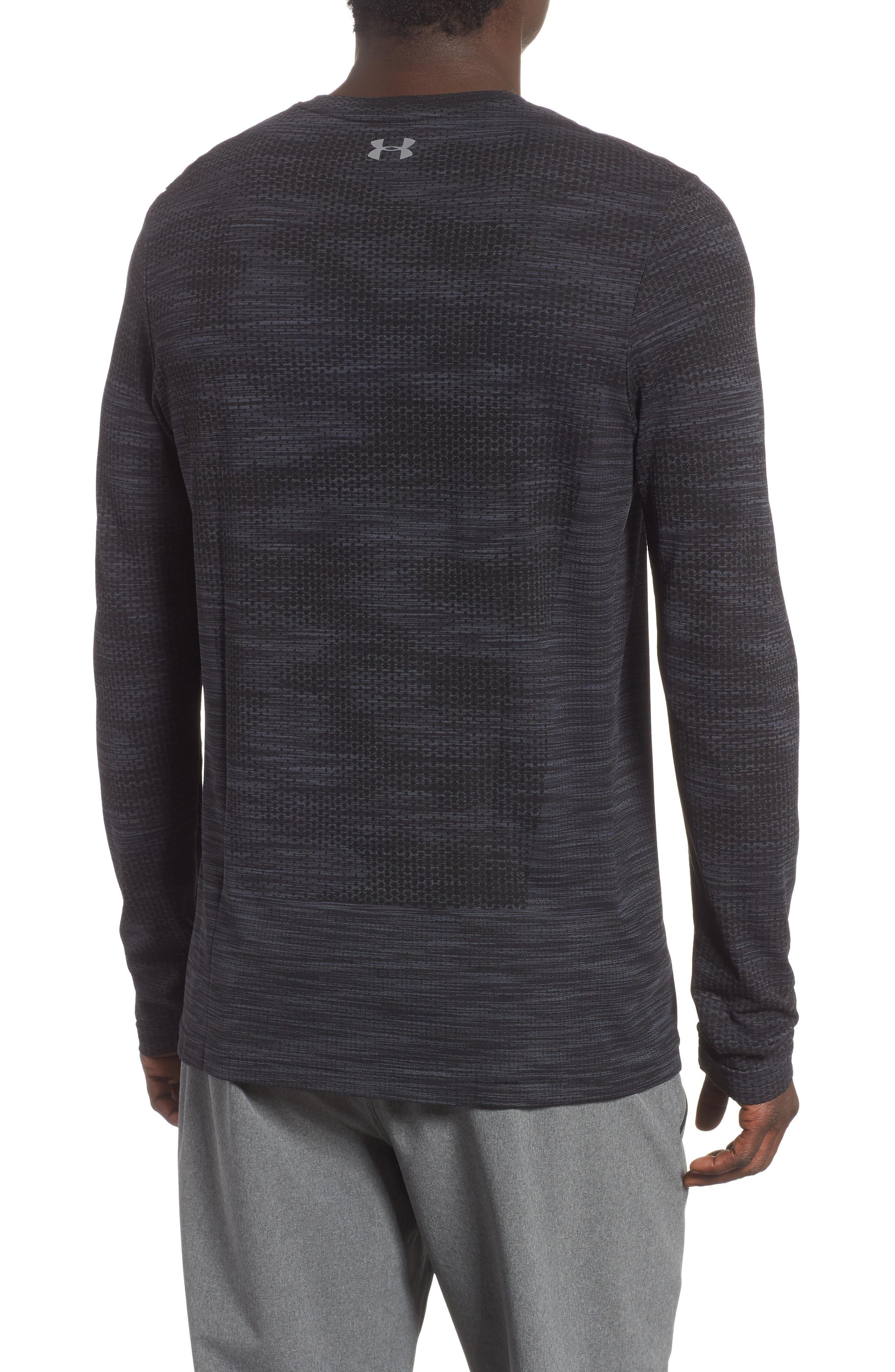 Siphon Long Sleeve Camo T-Shirt,                             Alternate thumbnail 2, color,                             001
