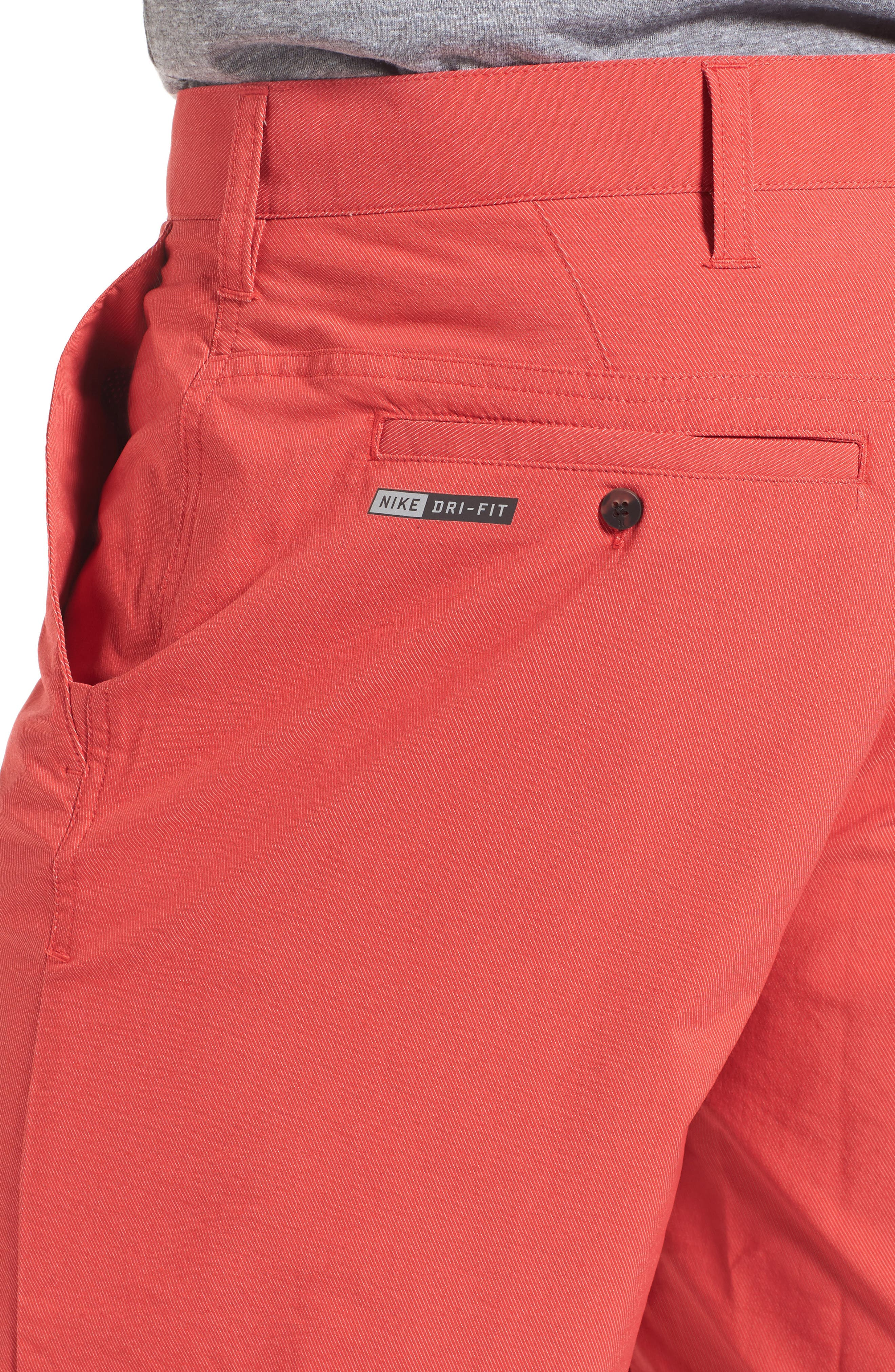 'Dry Out' Dri-FIT<sup>™</sup> Chino Shorts,                             Alternate thumbnail 194, color,