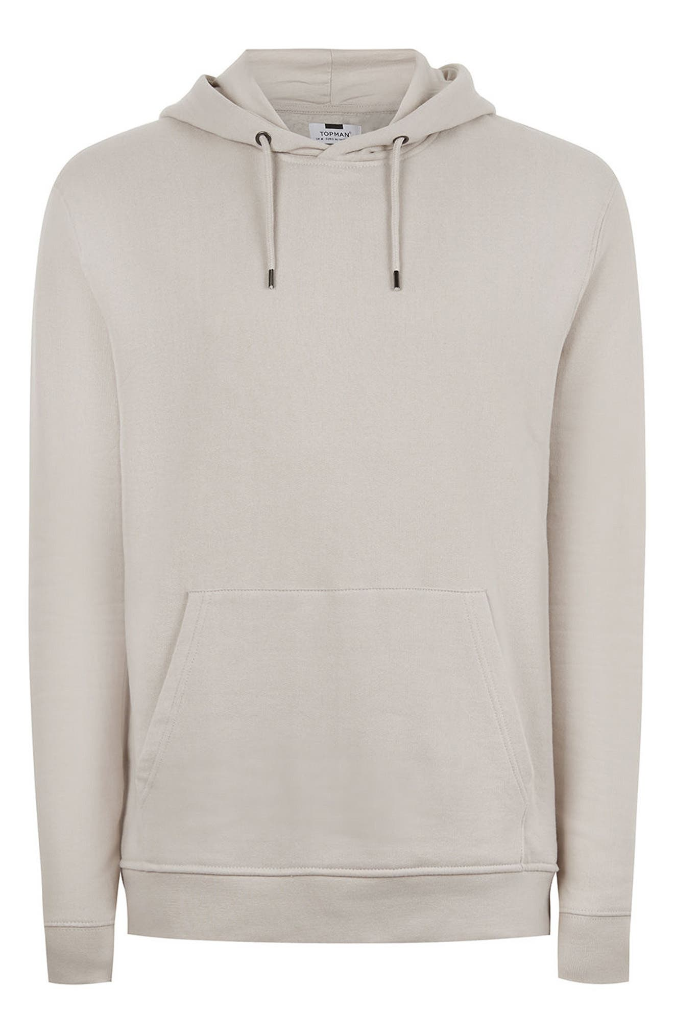 Classic Hoodie,                             Alternate thumbnail 4, color,                             STONE