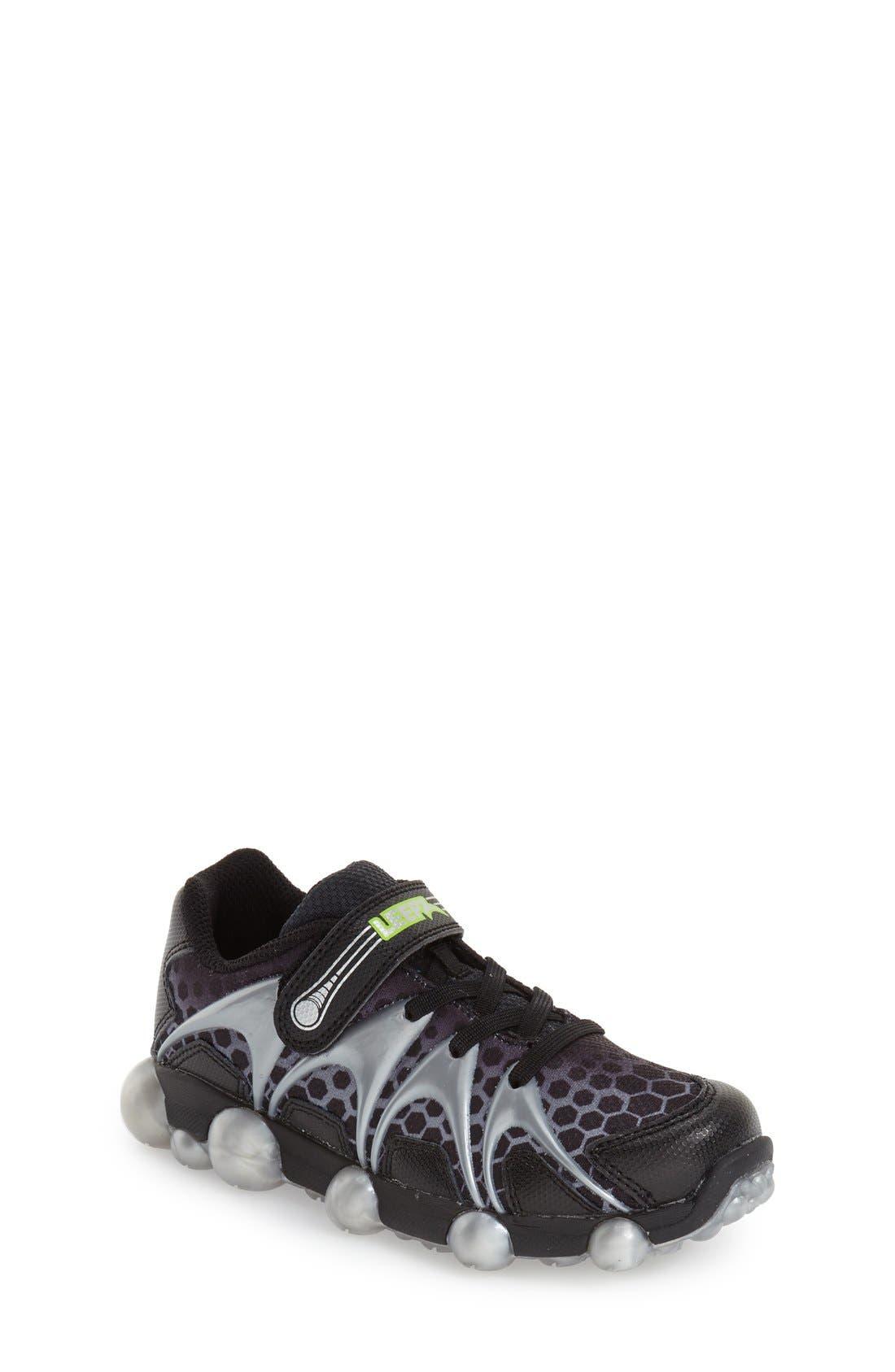 'Leepz' Light-Up Sneaker,                             Main thumbnail 2, color,