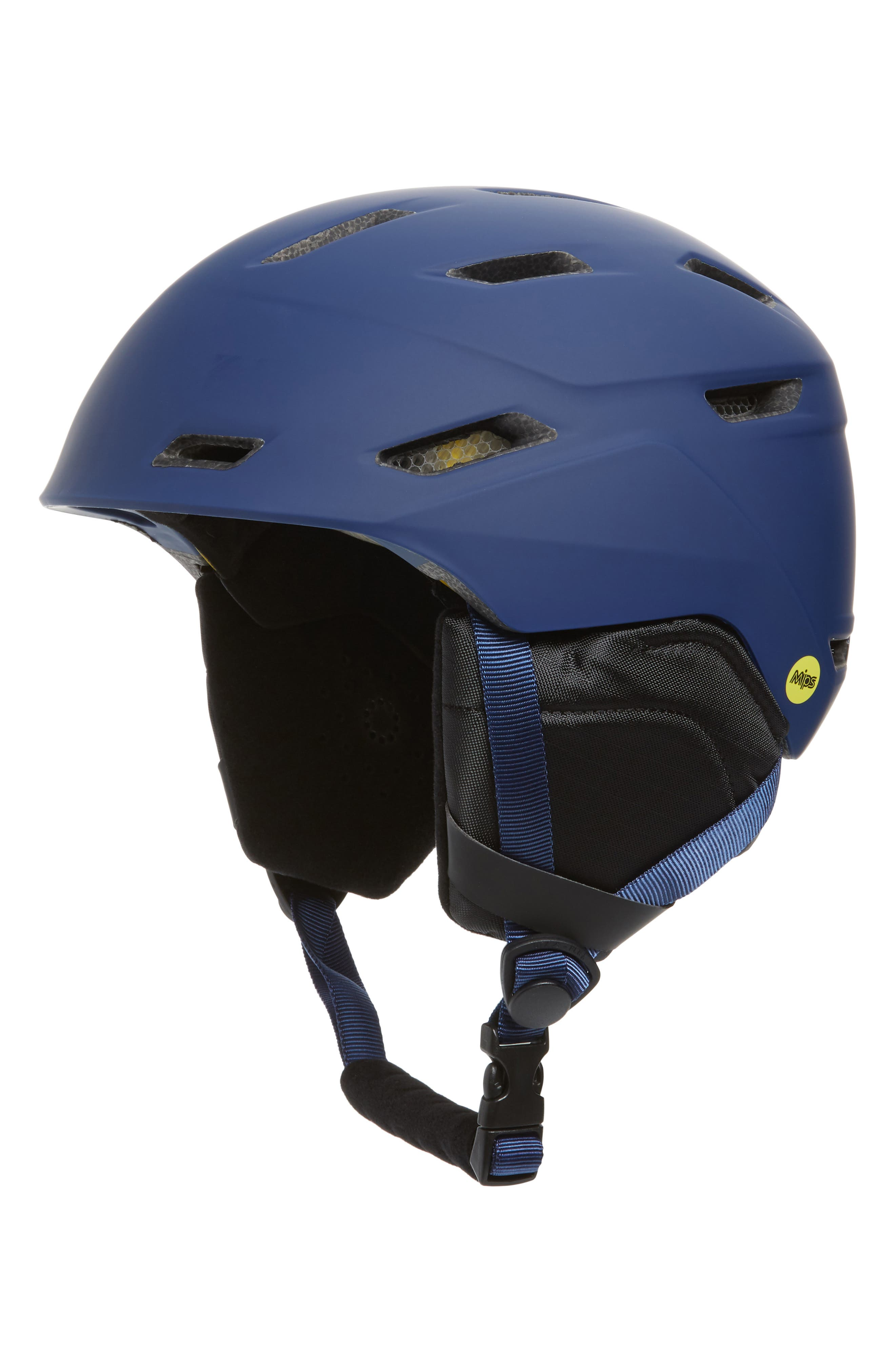 Mission MIPS Snow Helmet,                             Main thumbnail 1, color,                             MATTE INK