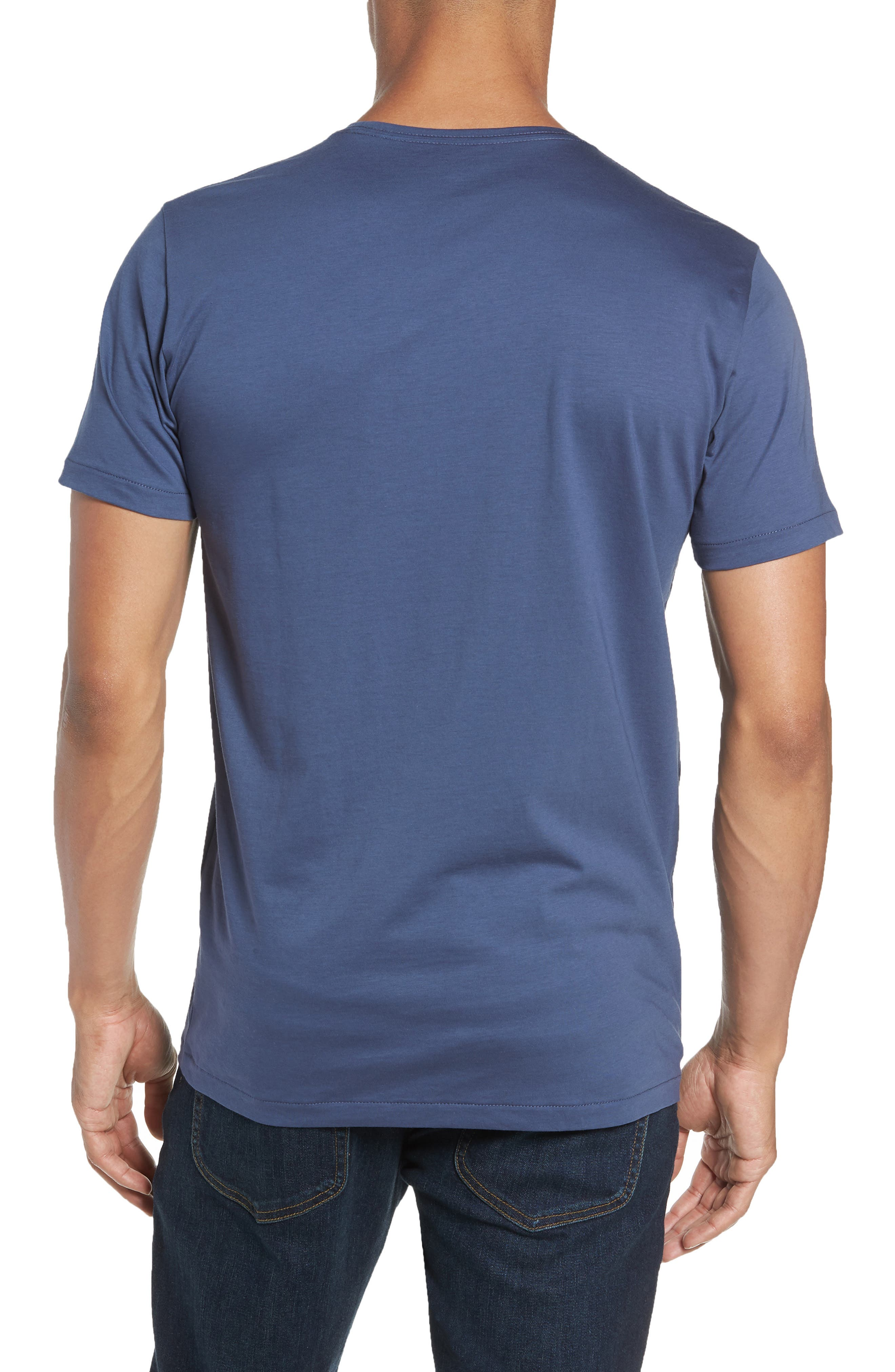Refined T-Shirt,                             Alternate thumbnail 2, color,                             OLD BAY