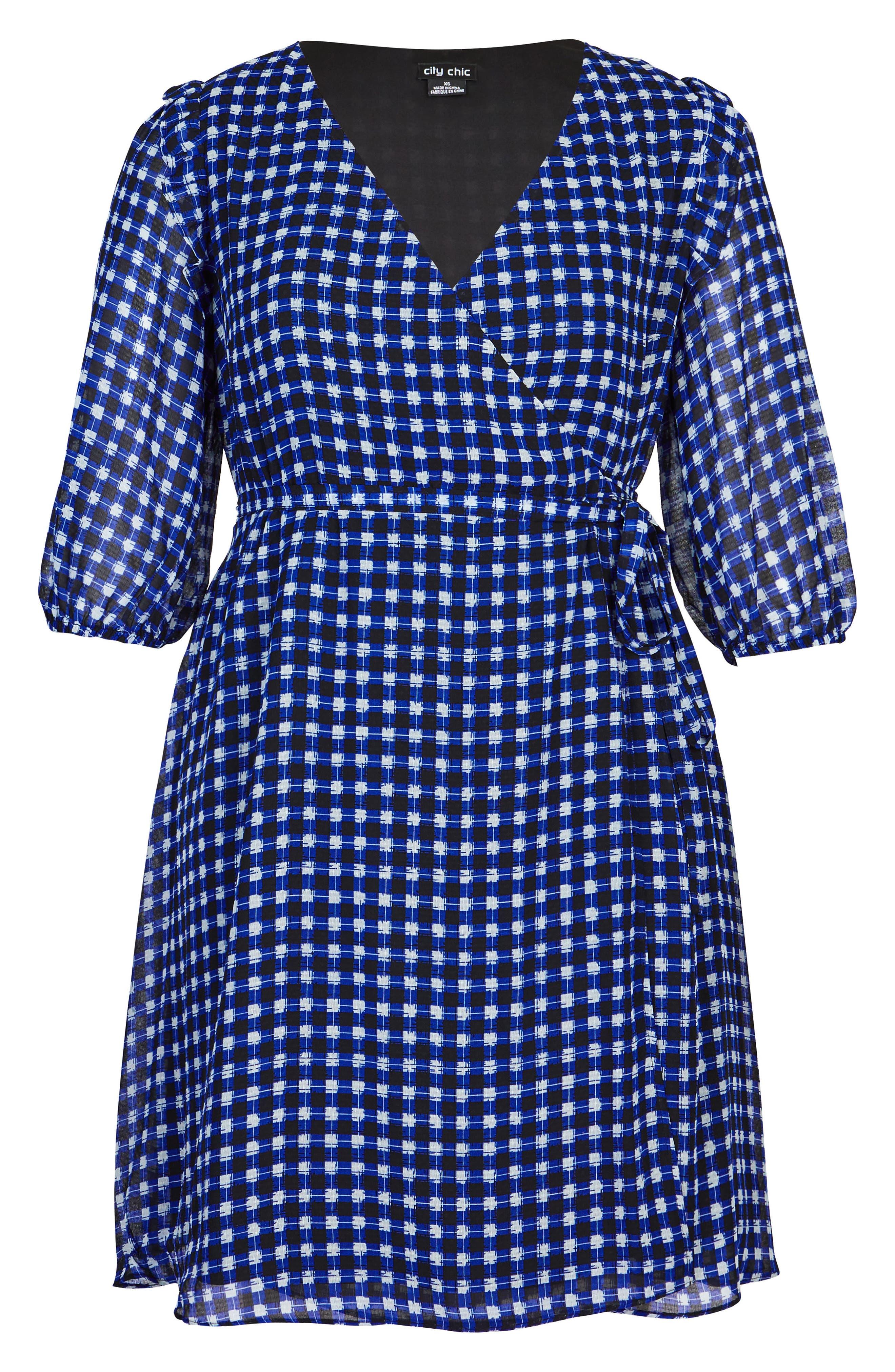 Blue Bell Dress,                             Alternate thumbnail 3, color,                             LAPIS