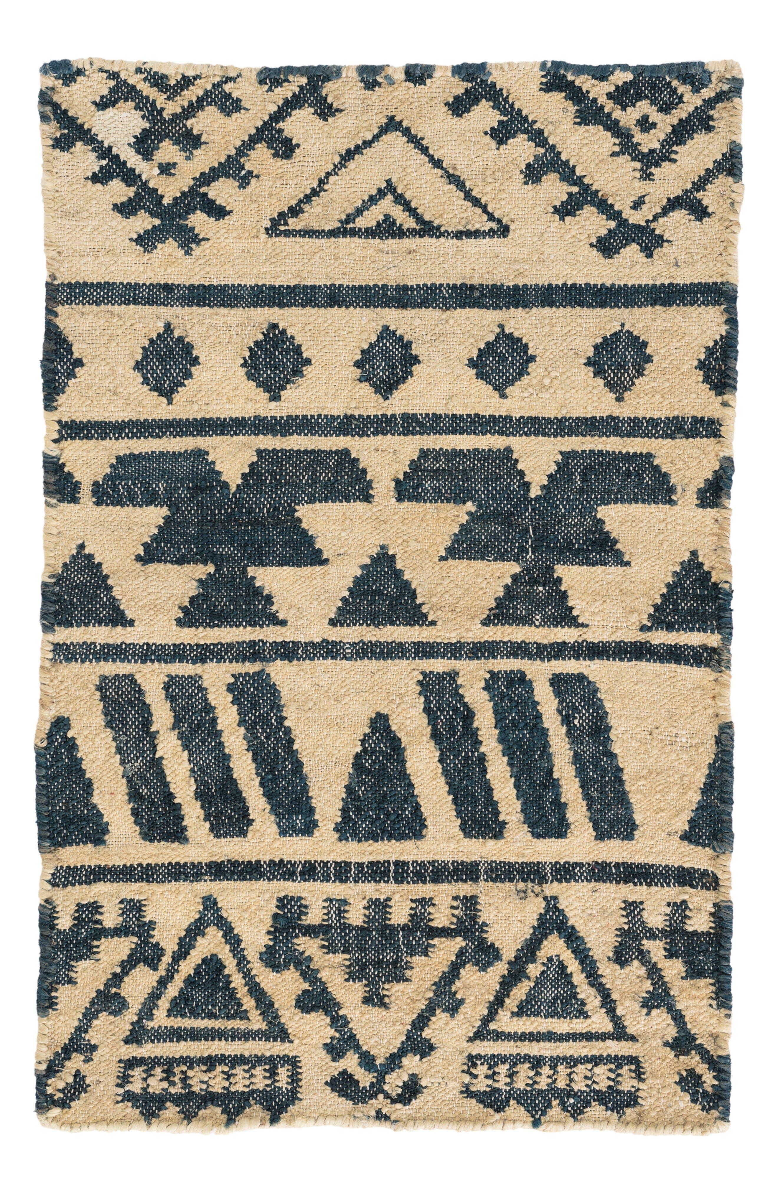DASH & ALBERT Luru Woven Rug, Main, color, 400