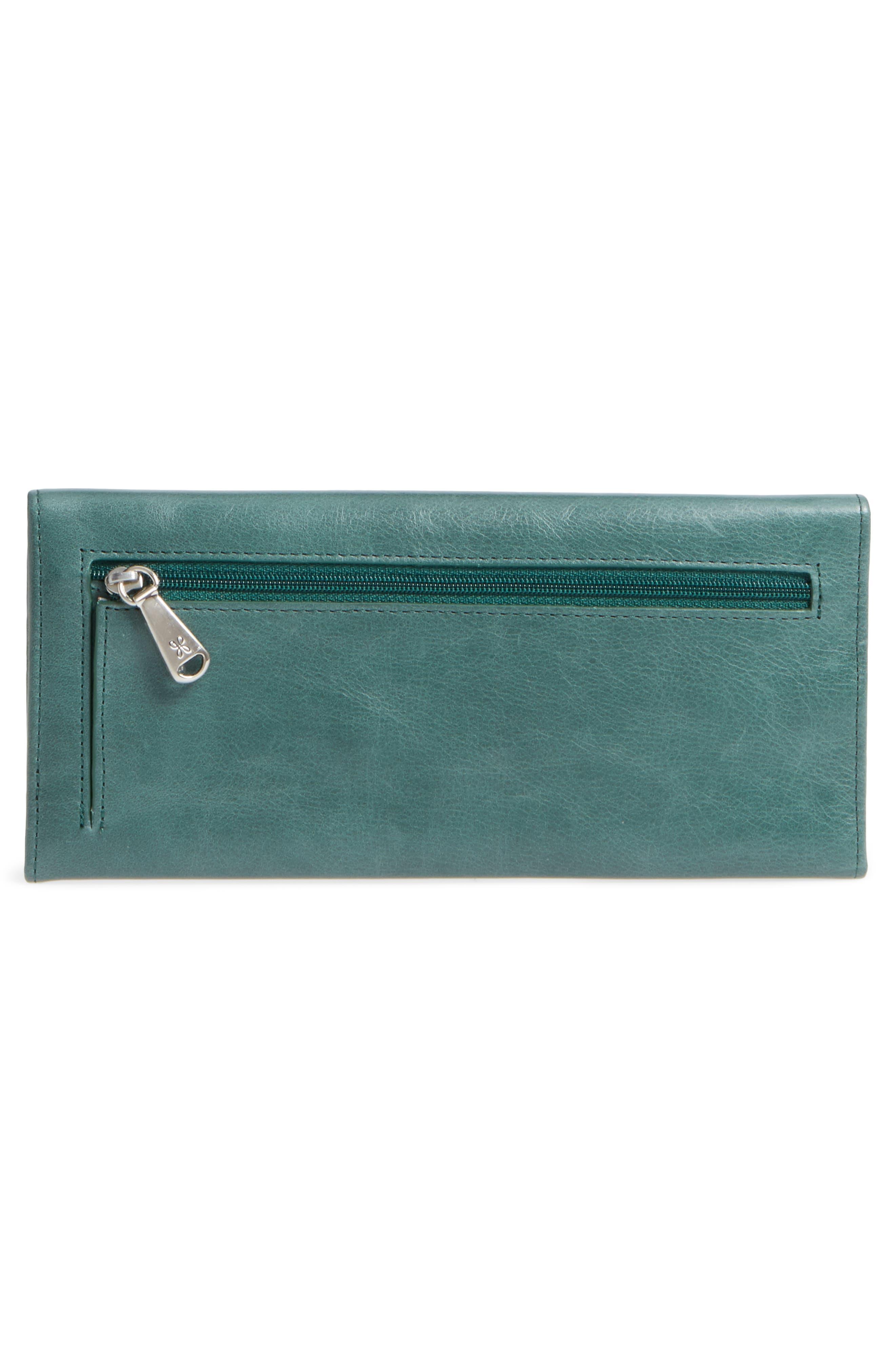 'Sadie' Leather Wallet,                             Alternate thumbnail 107, color,