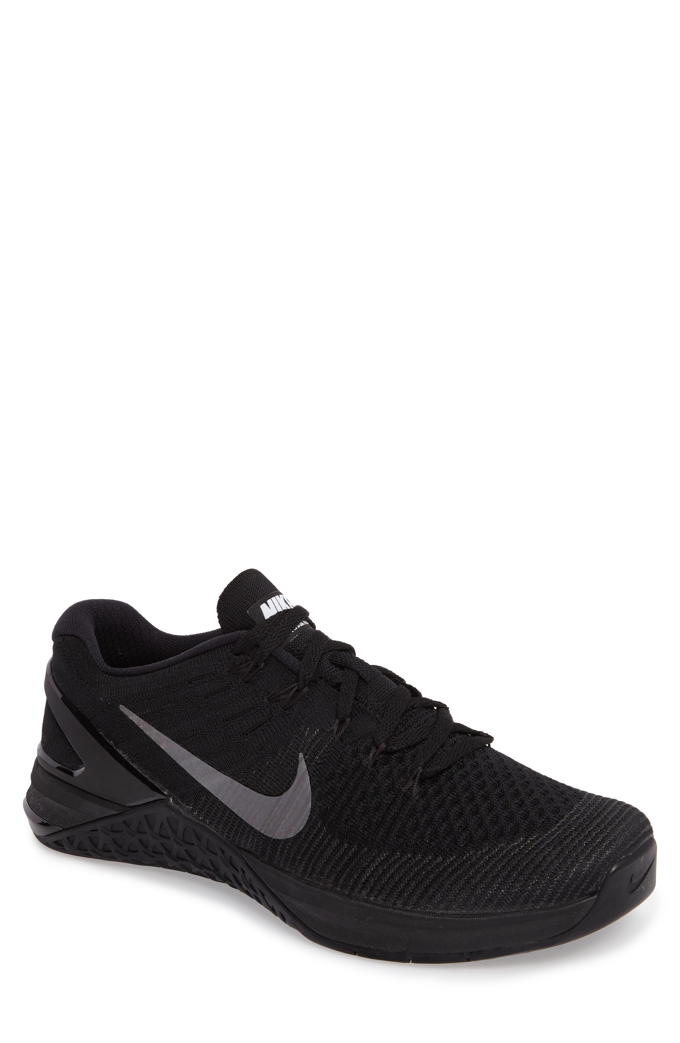 Metcon DSX Flyknit Training Shoe, Main, color, 004