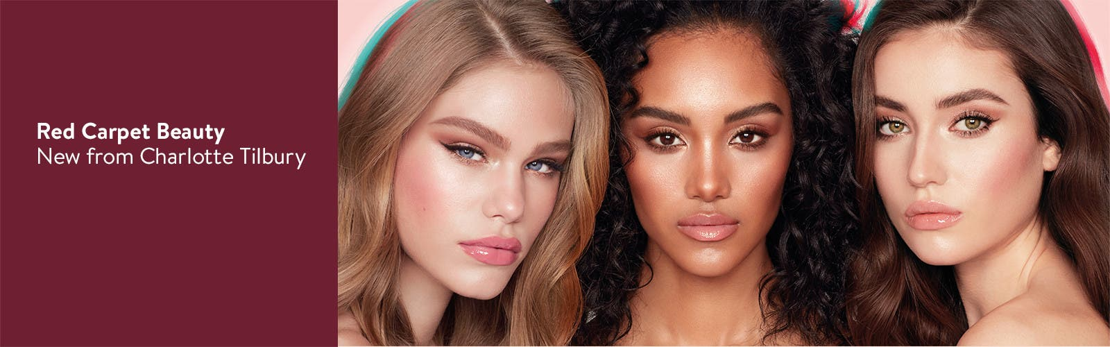 Red carpet beauty essentials from celebrity makeup artist Charlotte Tilbury.