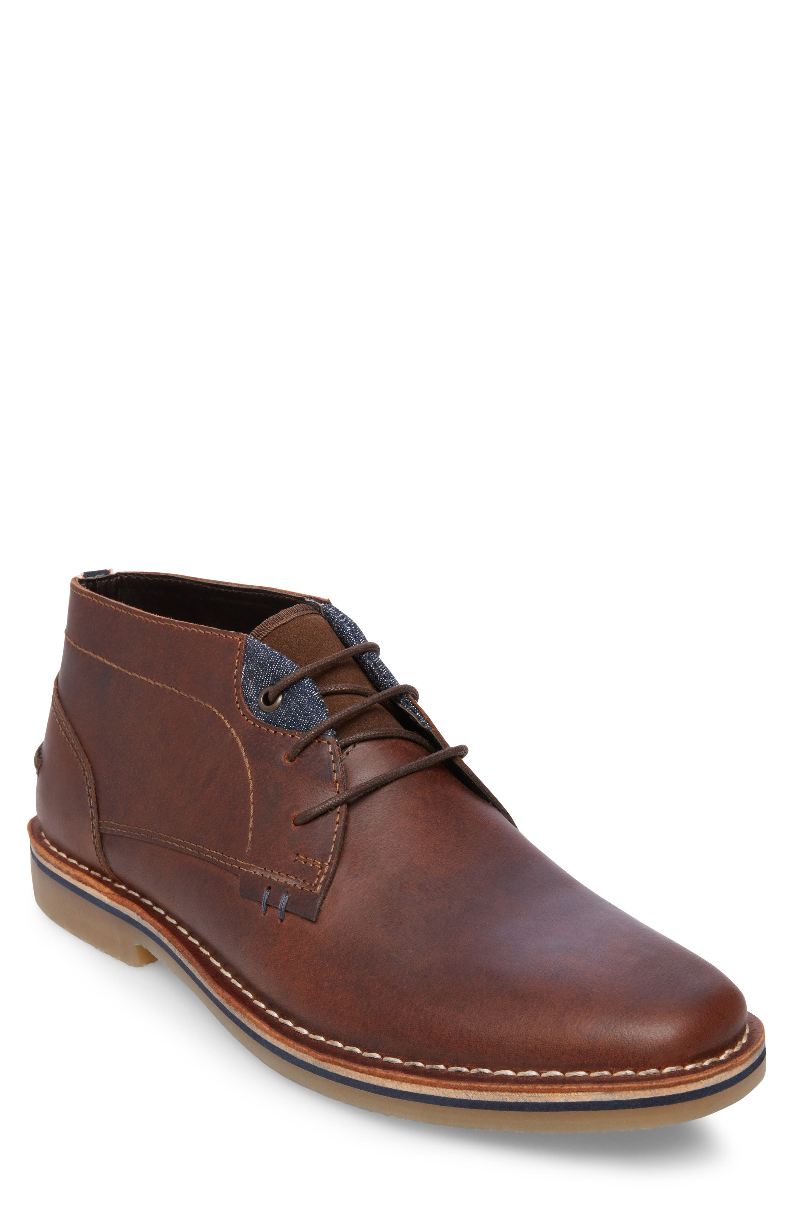 Steve Madden Hinton Chukka Boot, Brown