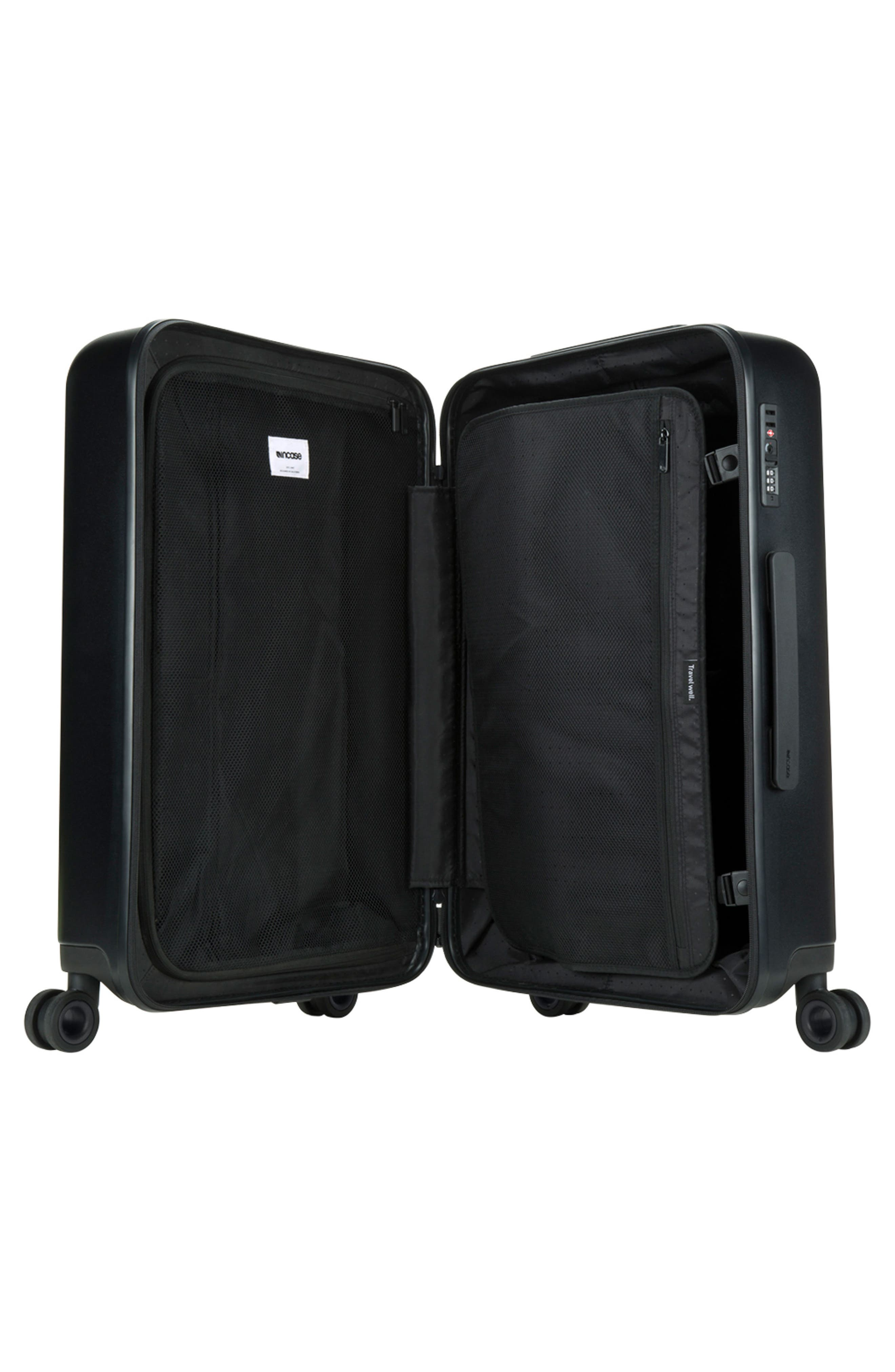 NOVI 31-Inch Hardshell Wheeled Packing Case,                             Alternate thumbnail 2, color,                             BLACK