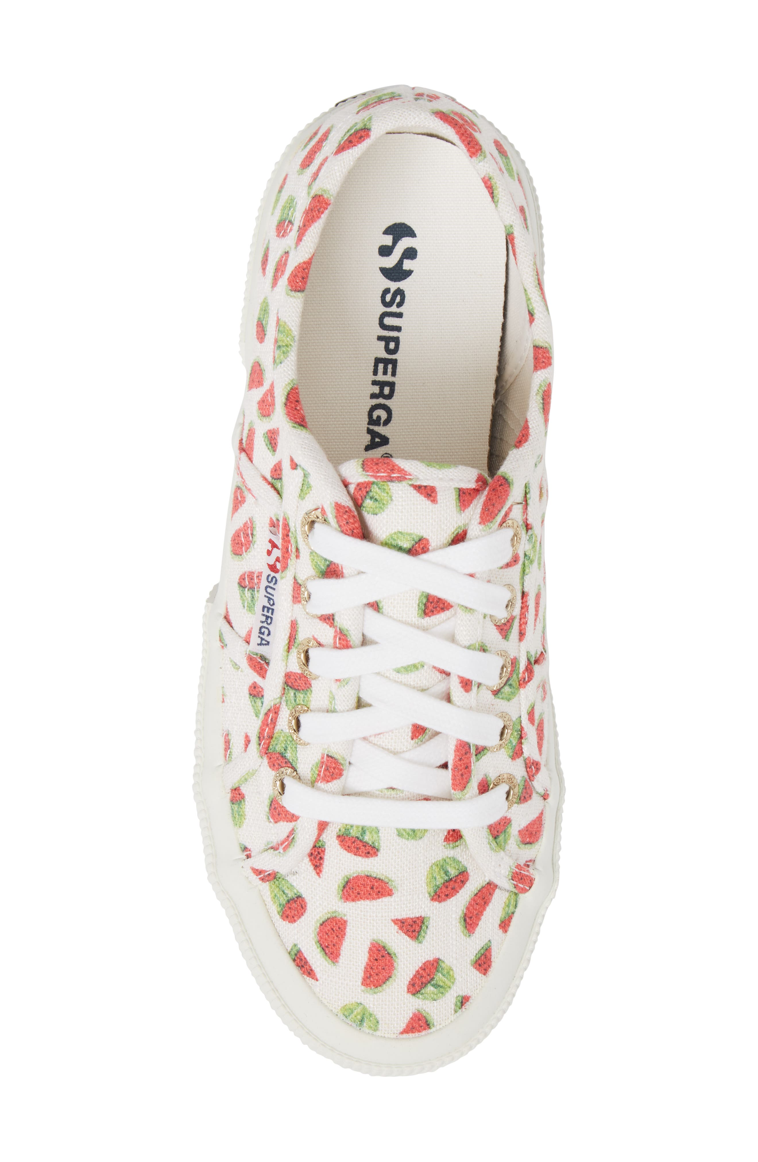 2750 Linenfruit Low Top Sneaker,                             Alternate thumbnail 5, color,                             600