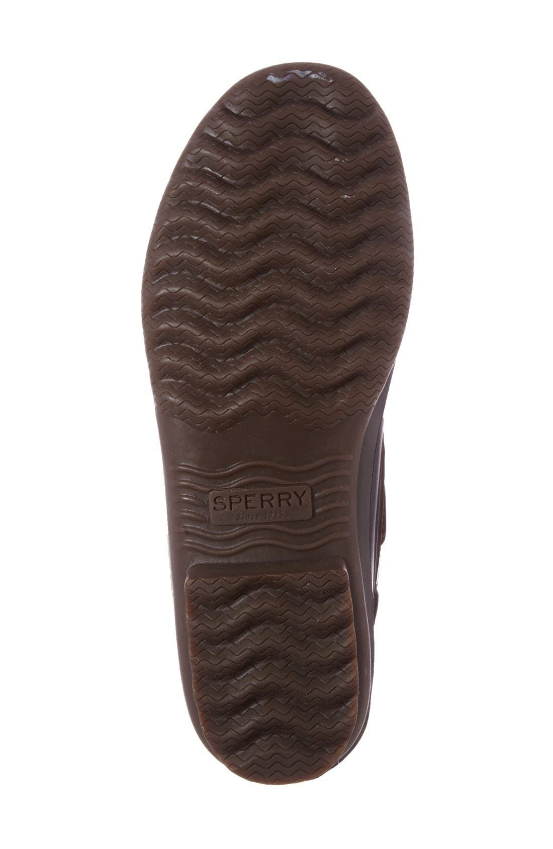 'Decoy' Waterproof Boot,                             Alternate thumbnail 5, color,                             002