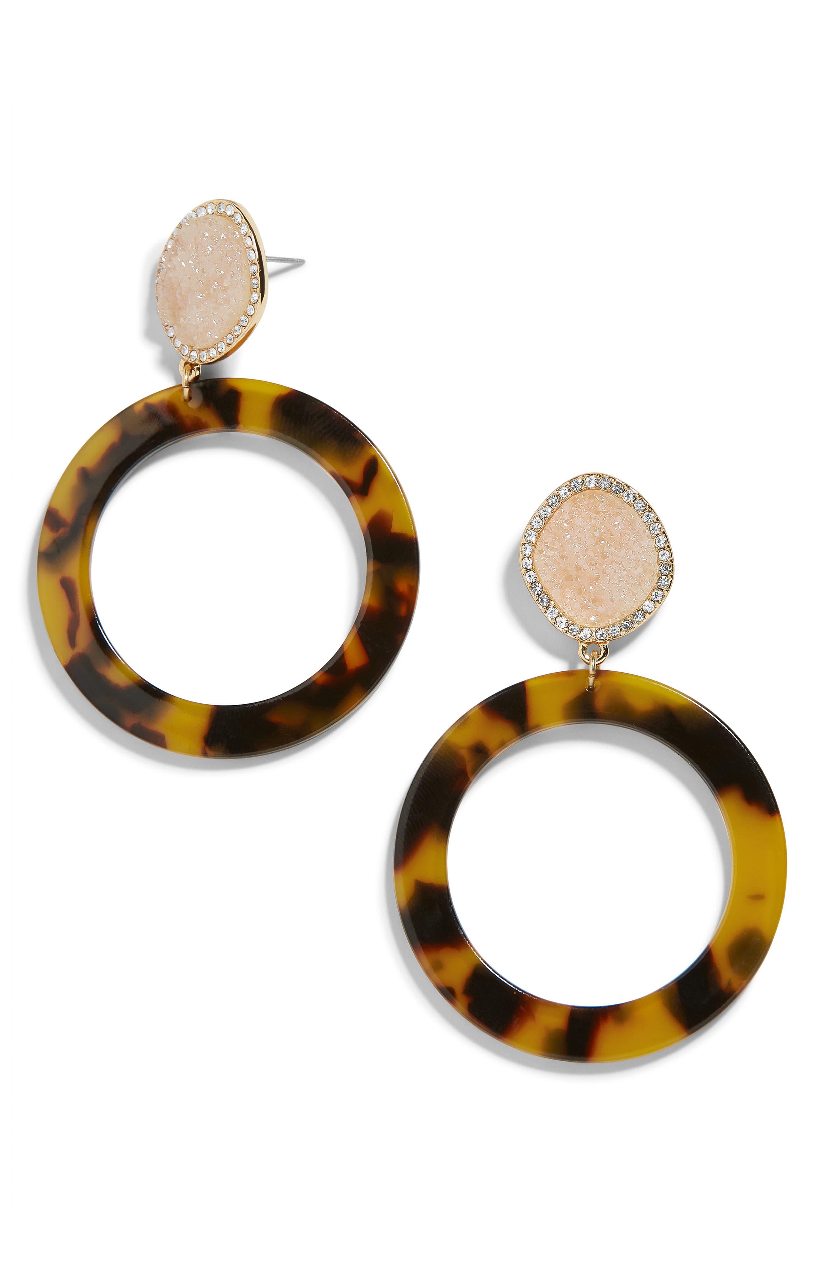 Devinne Hoop Earrings,                         Main,                         color, 200
