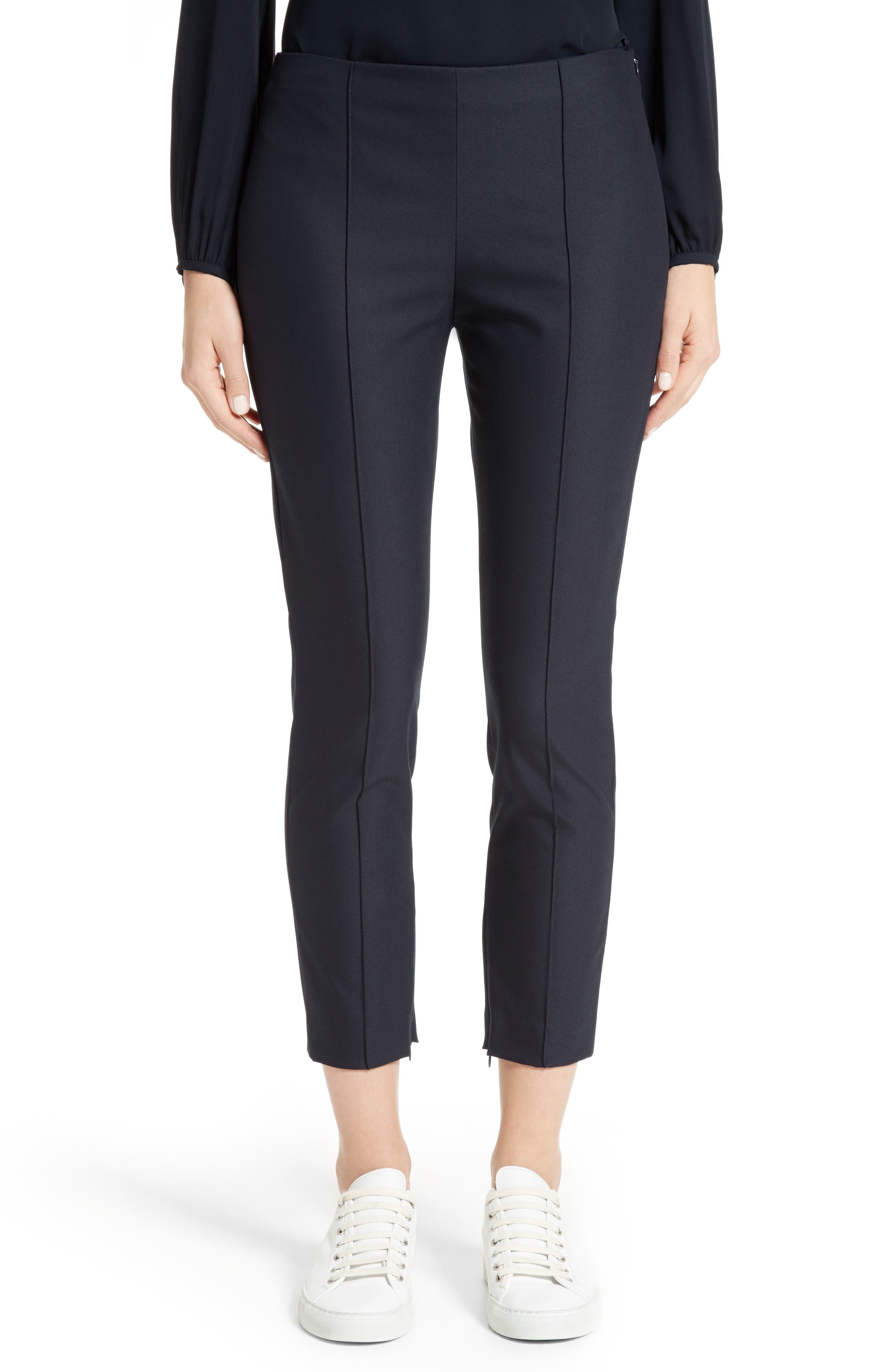 Alettah Stretch Skinny Pants, Main, color, 001
